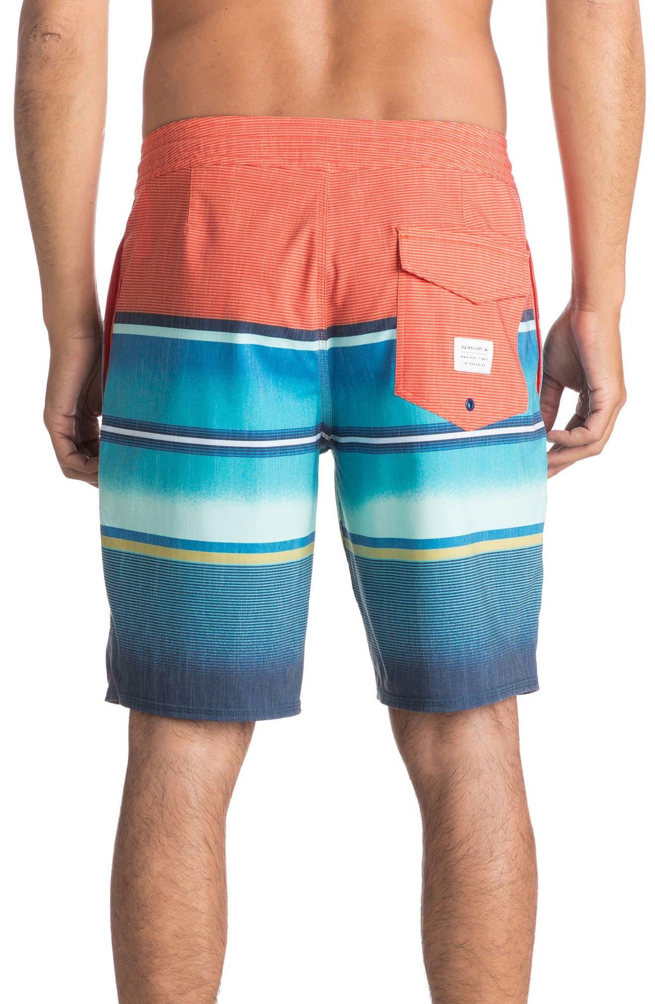 Swell Vision Board Shorts,                             Alternate thumbnail 2, color,                             650