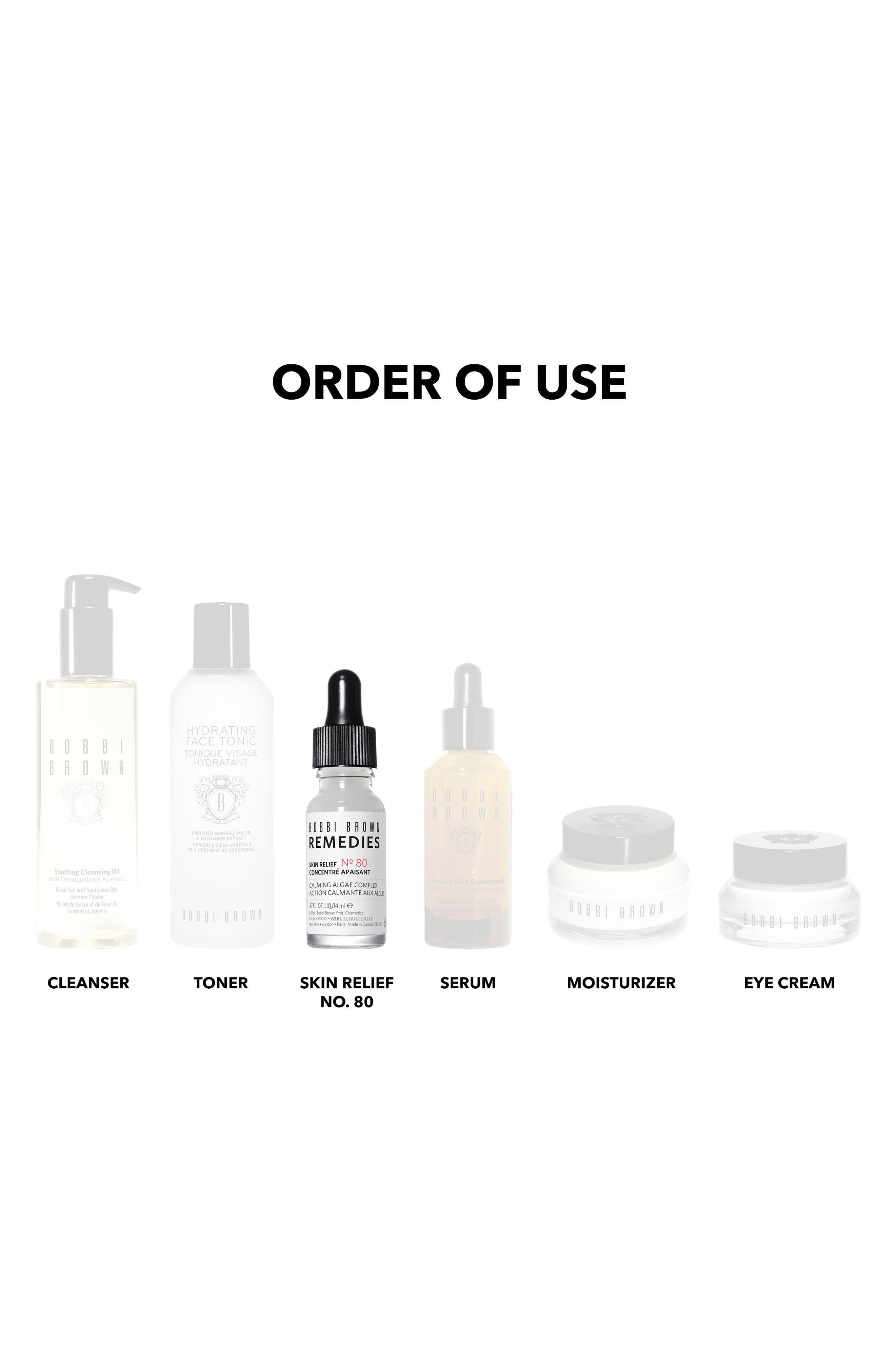 Remedies Skin Relief Calming Algae Complex,                             Alternate thumbnail 6, color,                             NO COLOR
