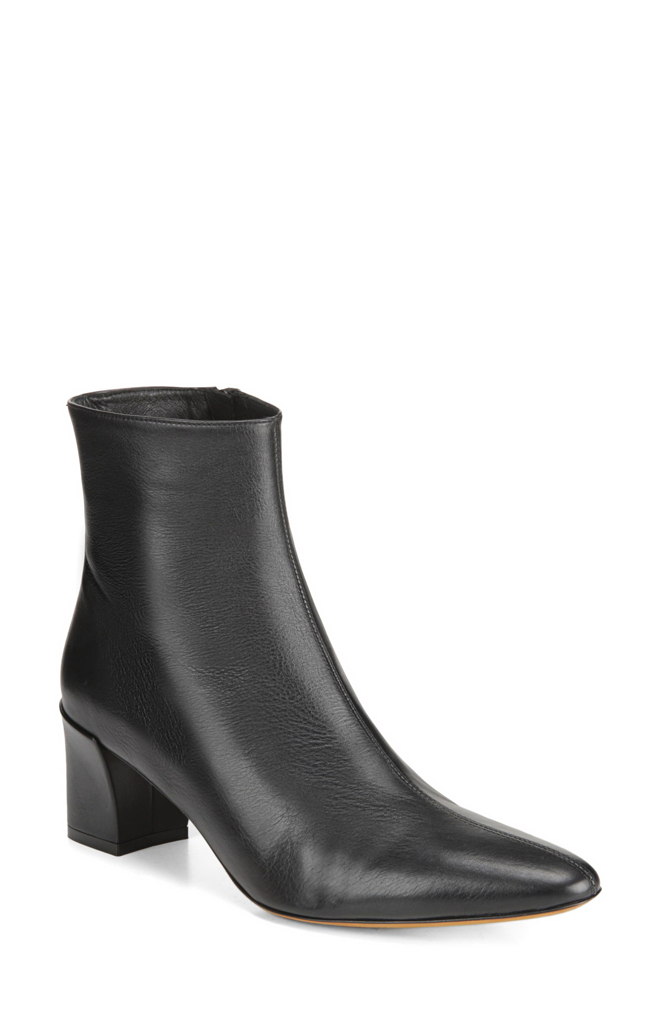 Lanica Bootie,                         Main,                         color, BLACK