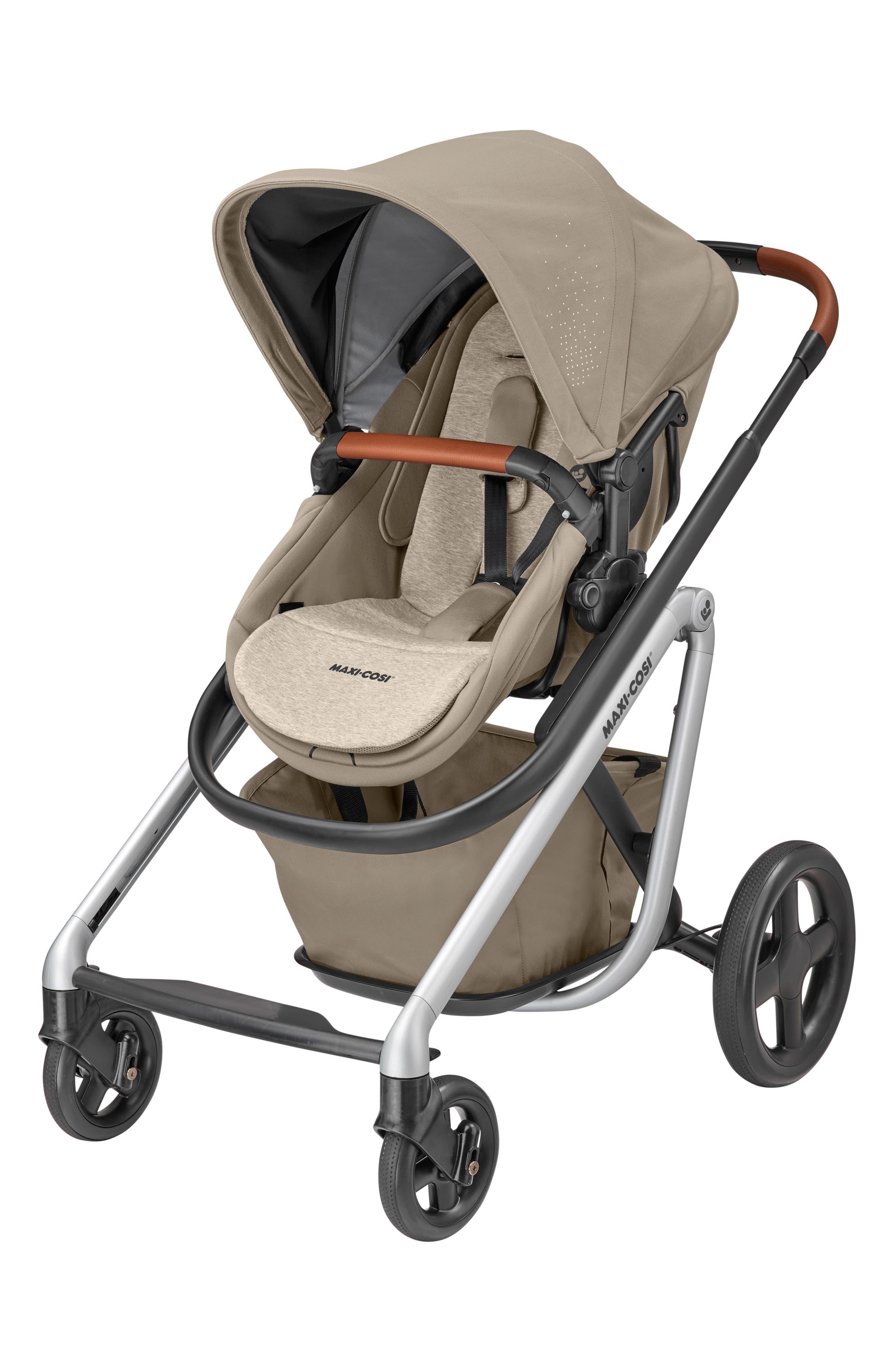Infant MaxiCosi Lila Modular Stroller Size One Size  Brown