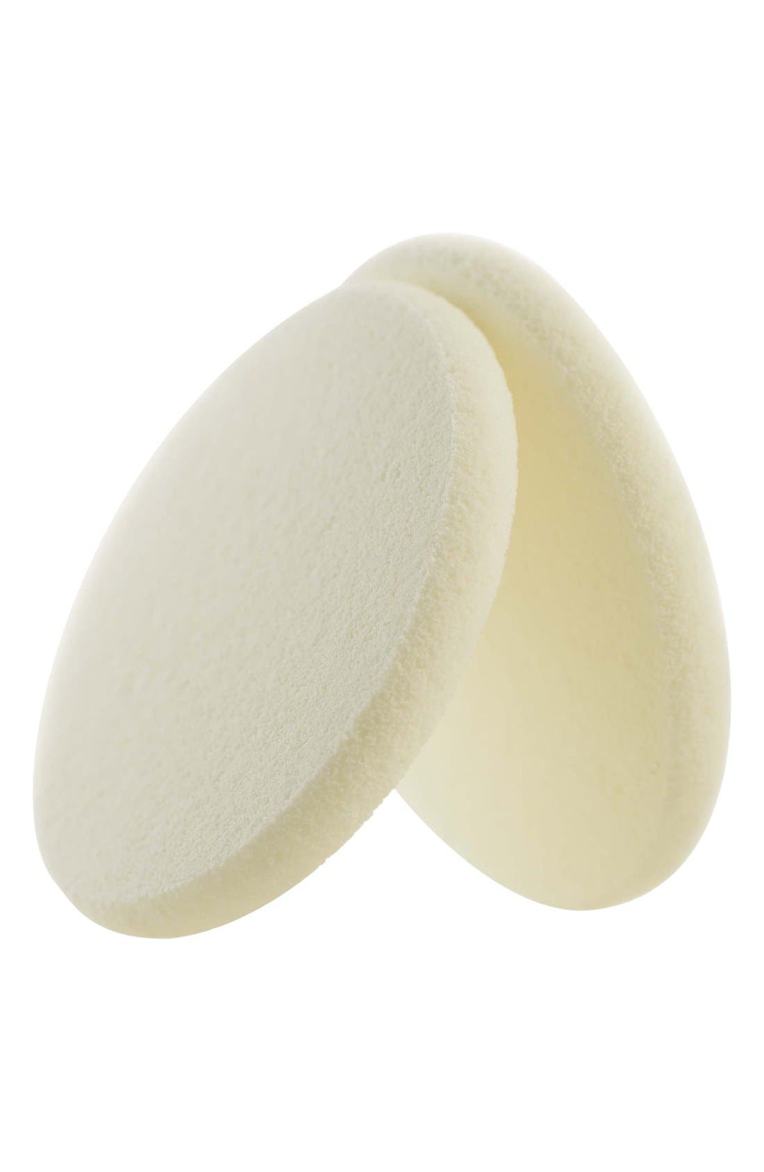 Foundation Powder Sponge,                             Main thumbnail 1, color,                             000