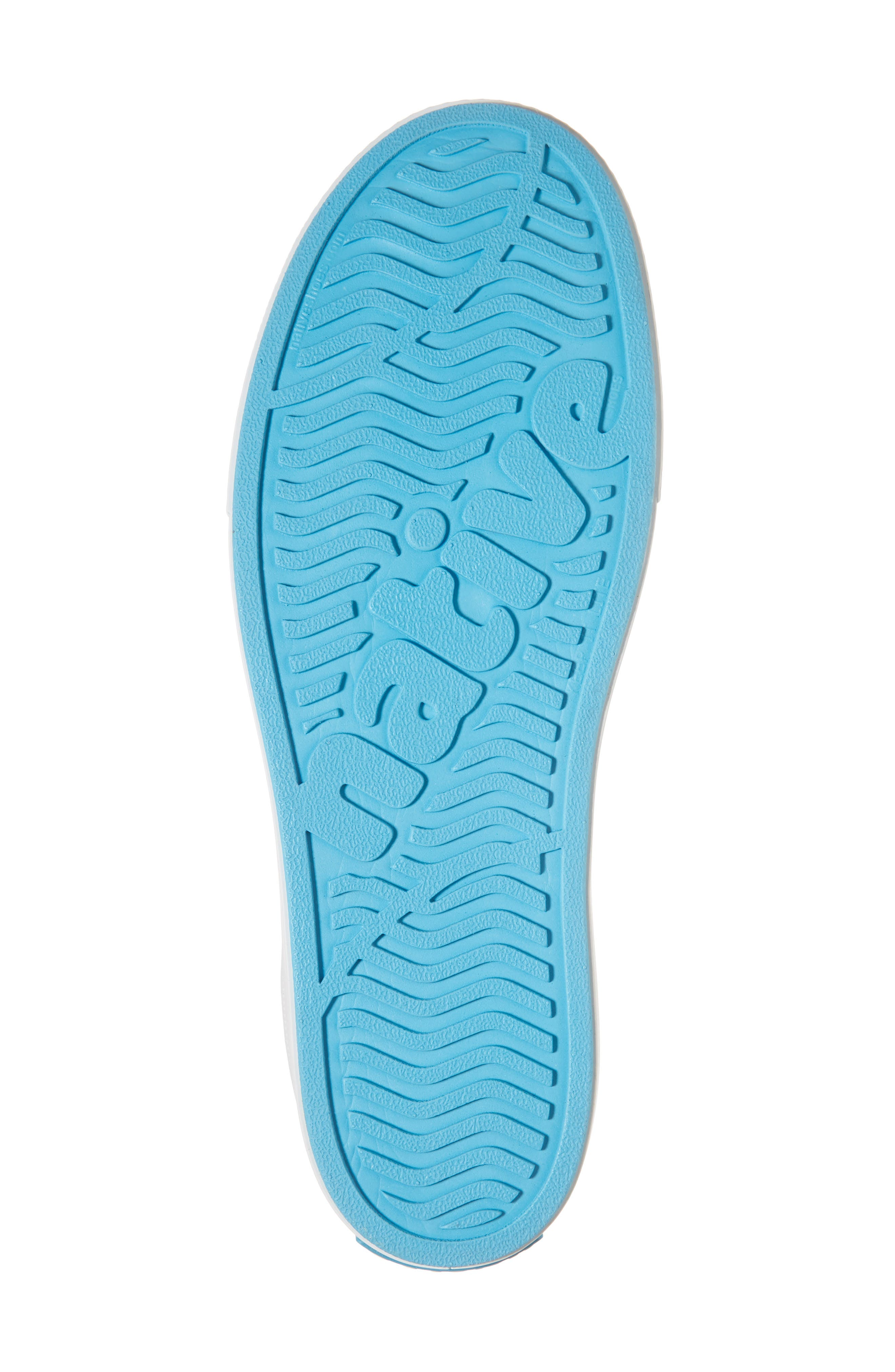 Miles Liteknit Slip-On Sneaker,                             Alternate thumbnail 6, color,                             JIFFY BLACK/ SHELL WHITE