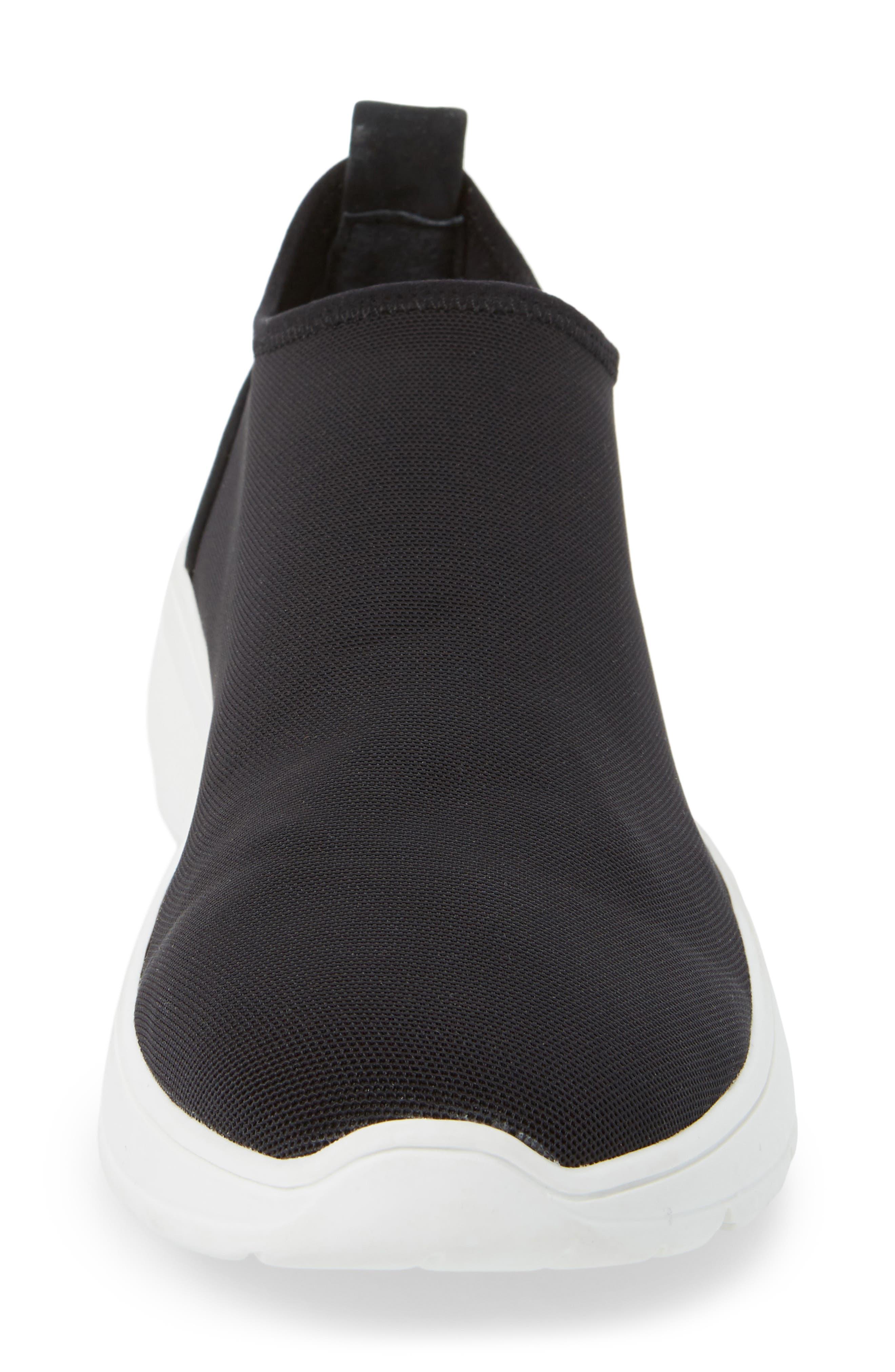 KATE SPADE NEW YORK,                             bradlee slip-on sneaker,                             Alternate thumbnail 4, color,                             001