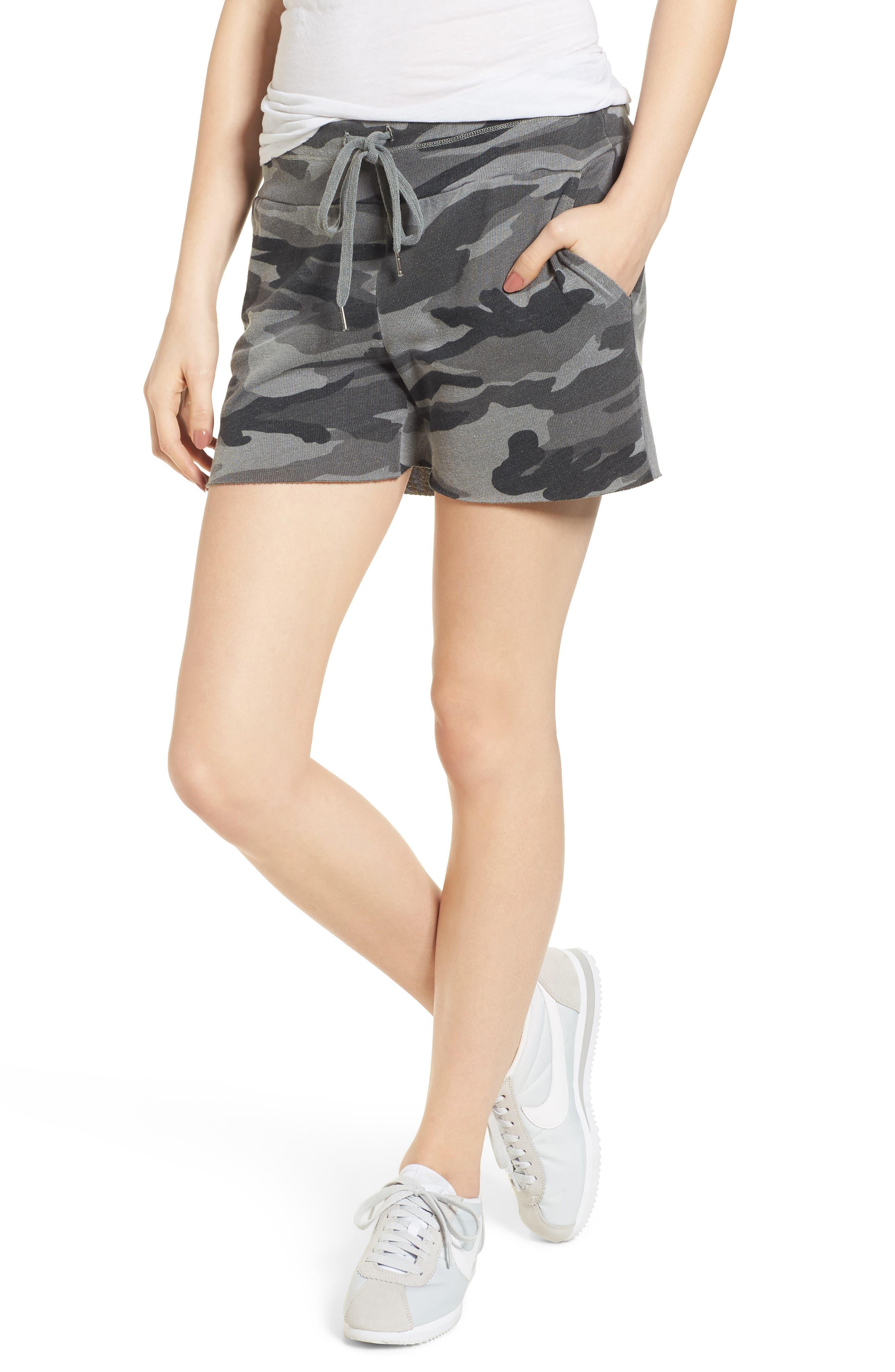 Camo Shorts,                         Main,                         color, 301