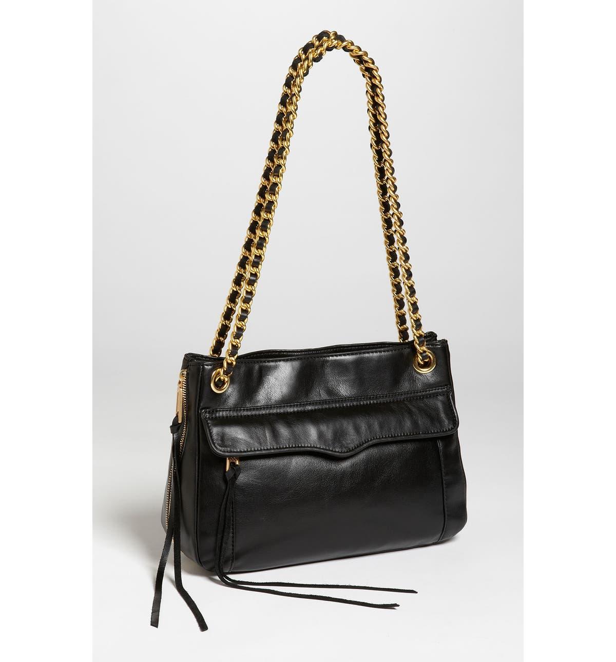 6c1b1c600a23 Rebecca Minkoff  Swing  Double Chain Shoulder Bag