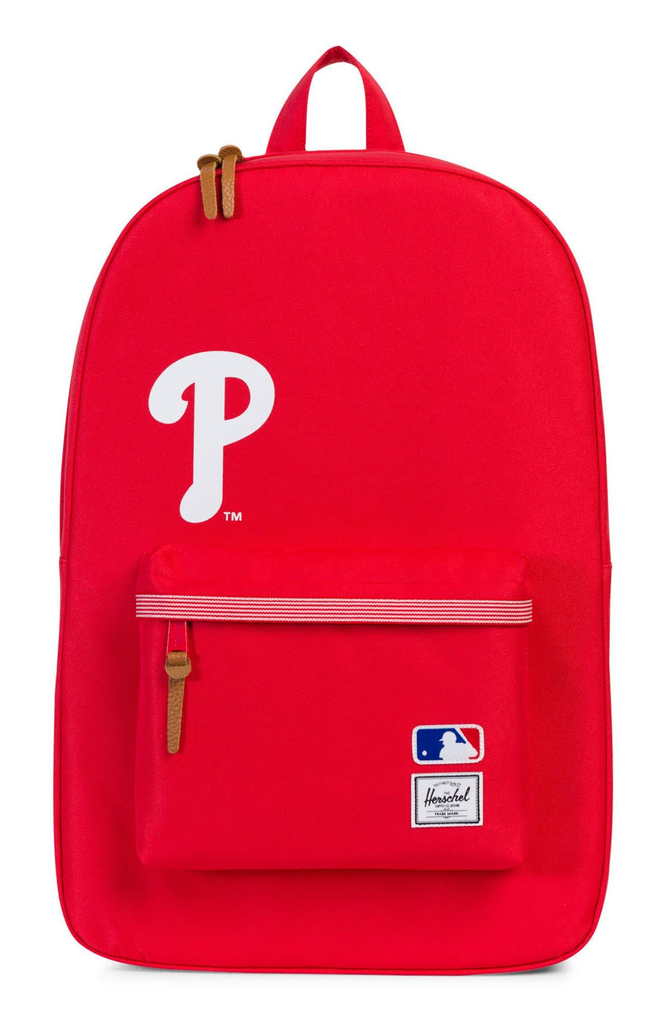 Heritage - MLB National League Backpack,                             Main thumbnail 8, color,