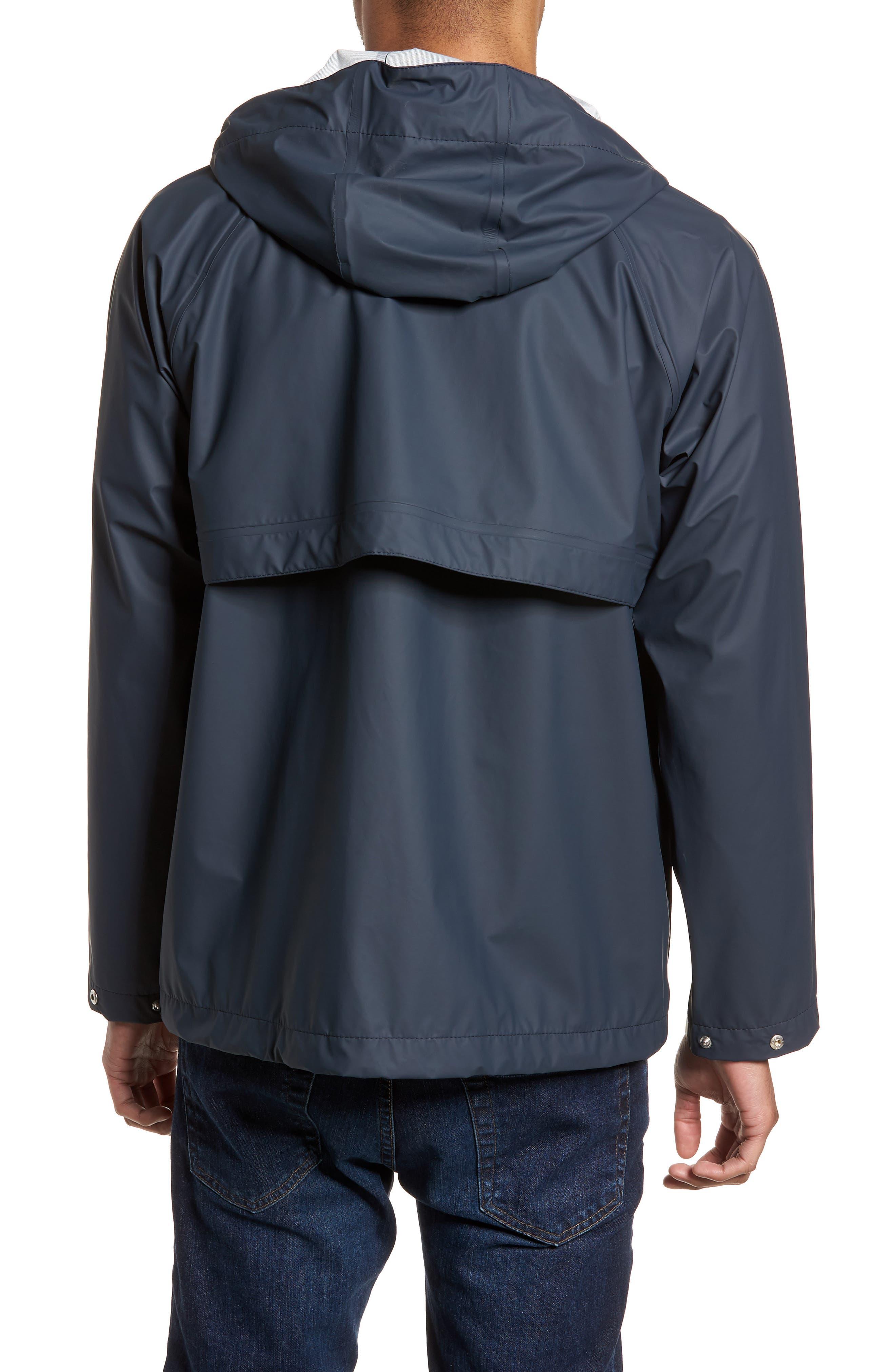 Stenhamra Classic Fit Jacket,                             Alternate thumbnail 2, color,                             NAVY