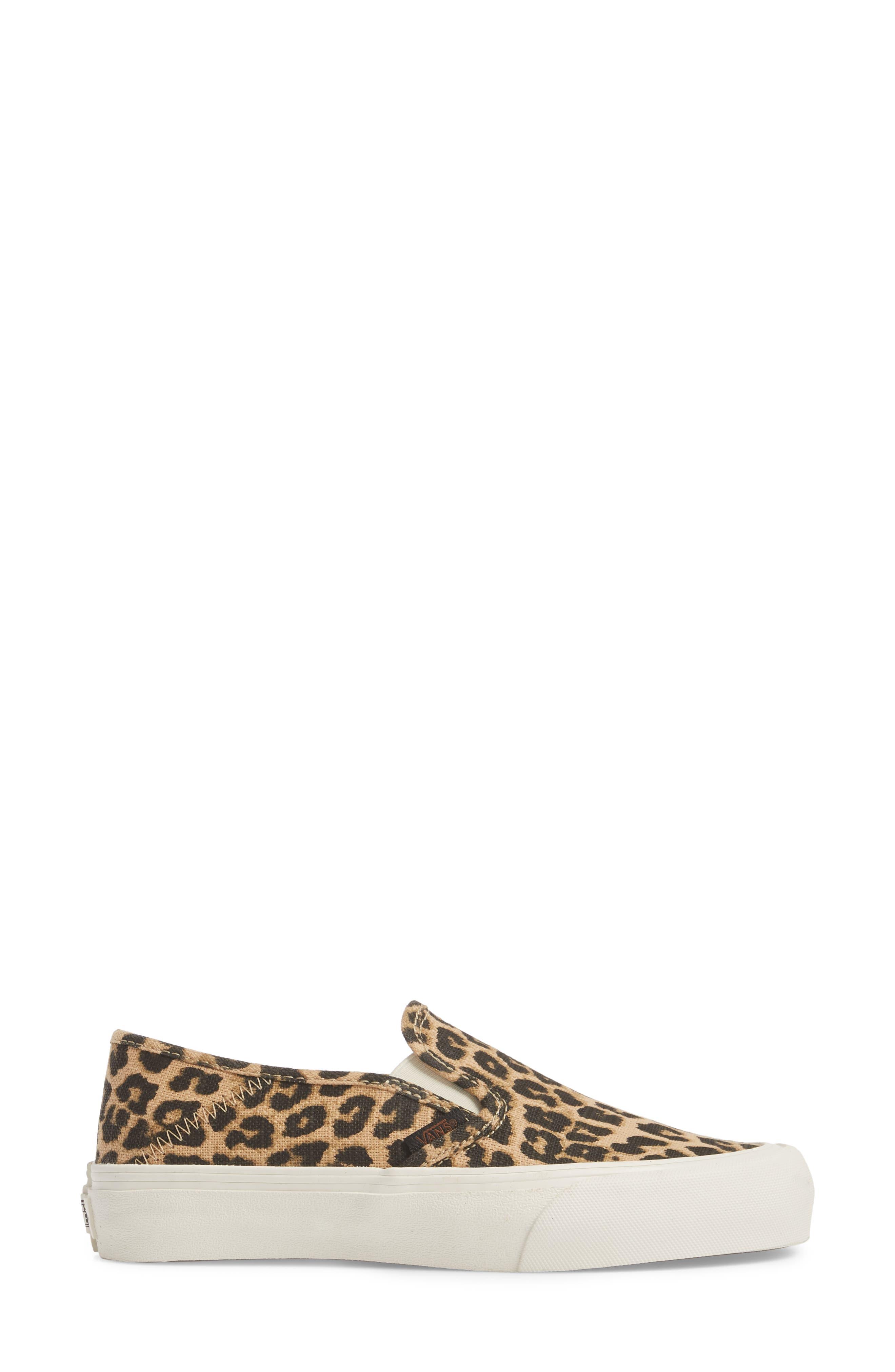 Classic Slip-On Sneaker,                             Alternate thumbnail 195, color,