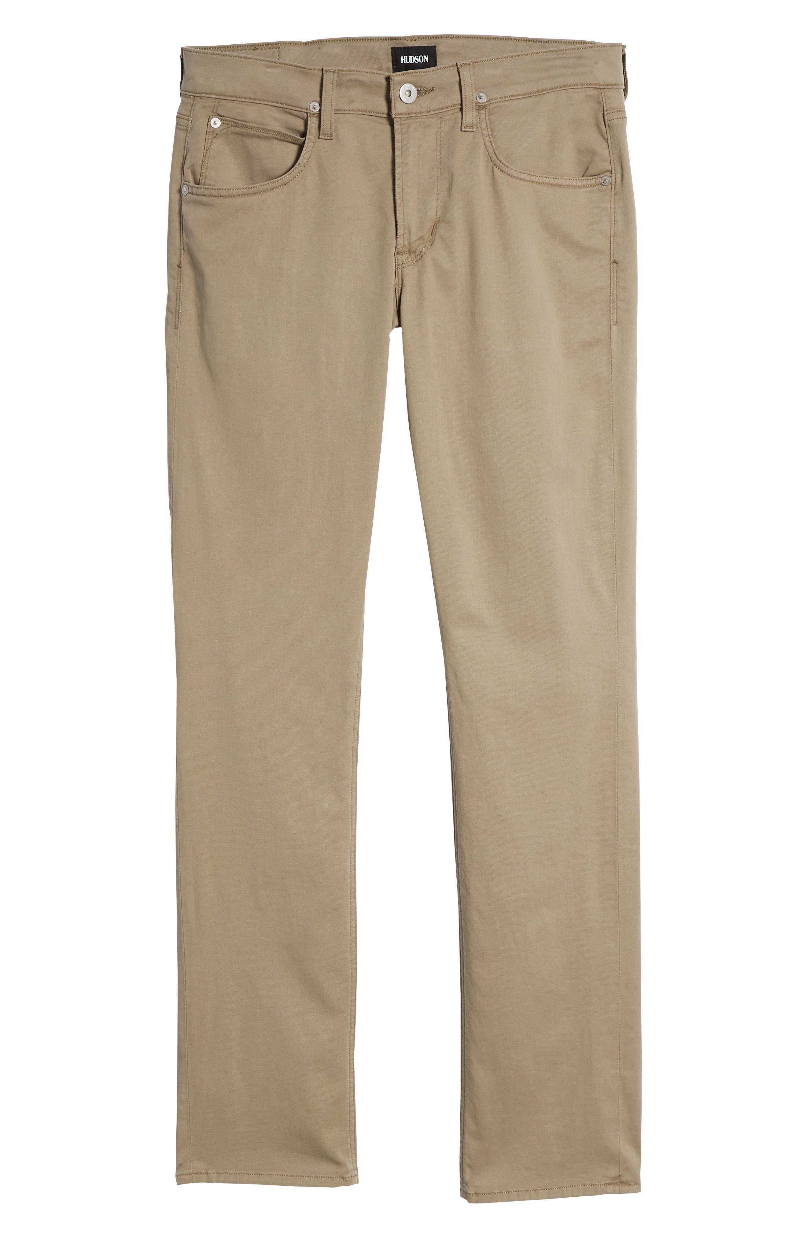 Byron Slim Straight Leg Pants,                             Alternate thumbnail 6, color,                             250