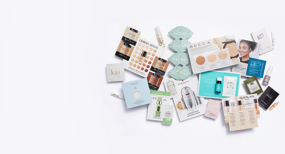 Free gift with $100 beauty or fragrance purchase. Plus a bonus gift.