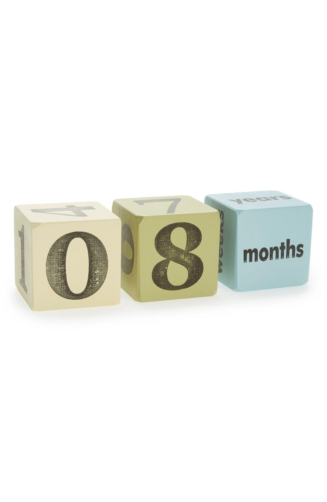 Pastel Age Blocks,                         Main,                         color, BLUE