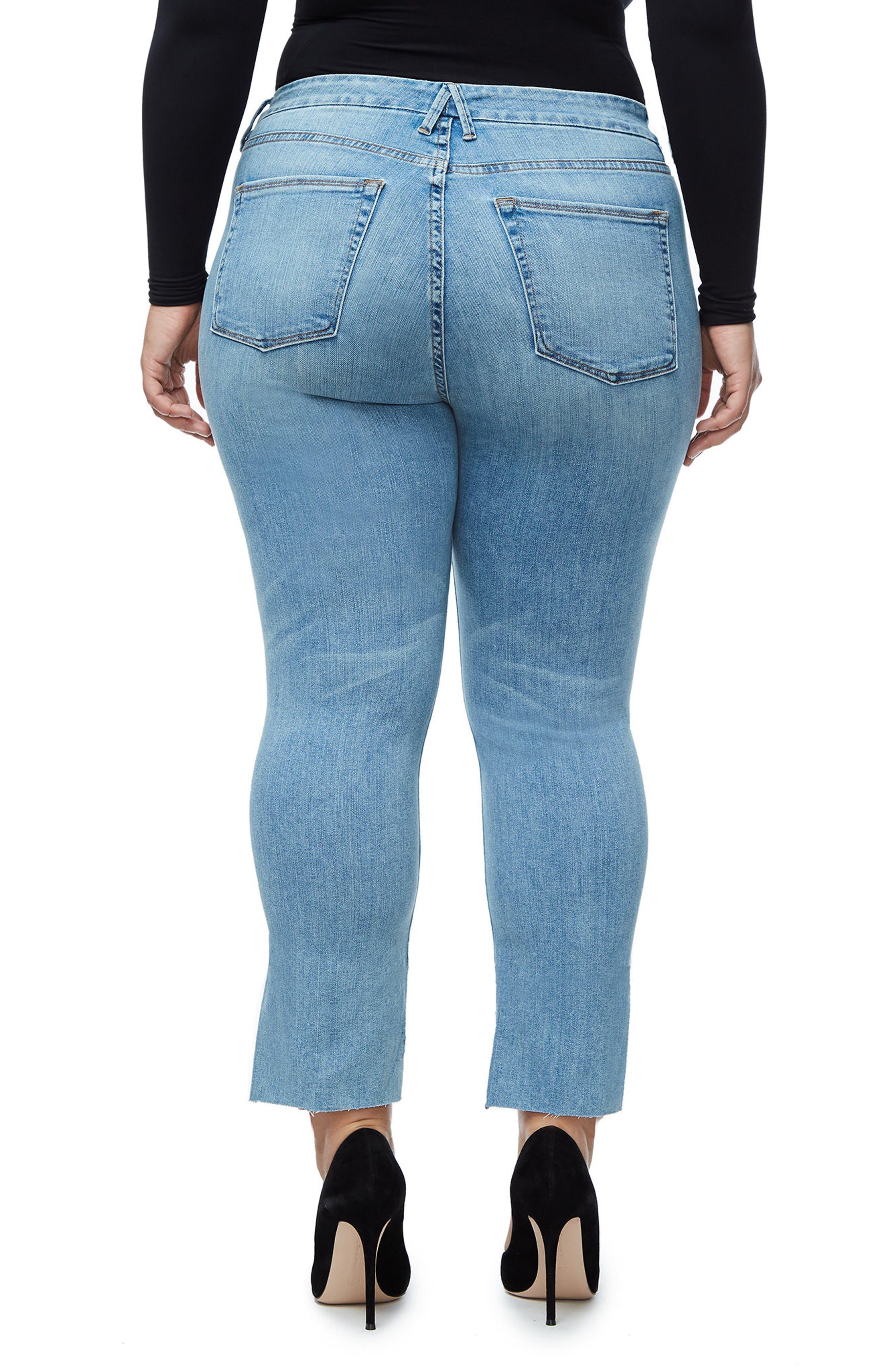 Good Legs High Waist Ankle Skinny Jeans,                             Alternate thumbnail 2, color,                             401