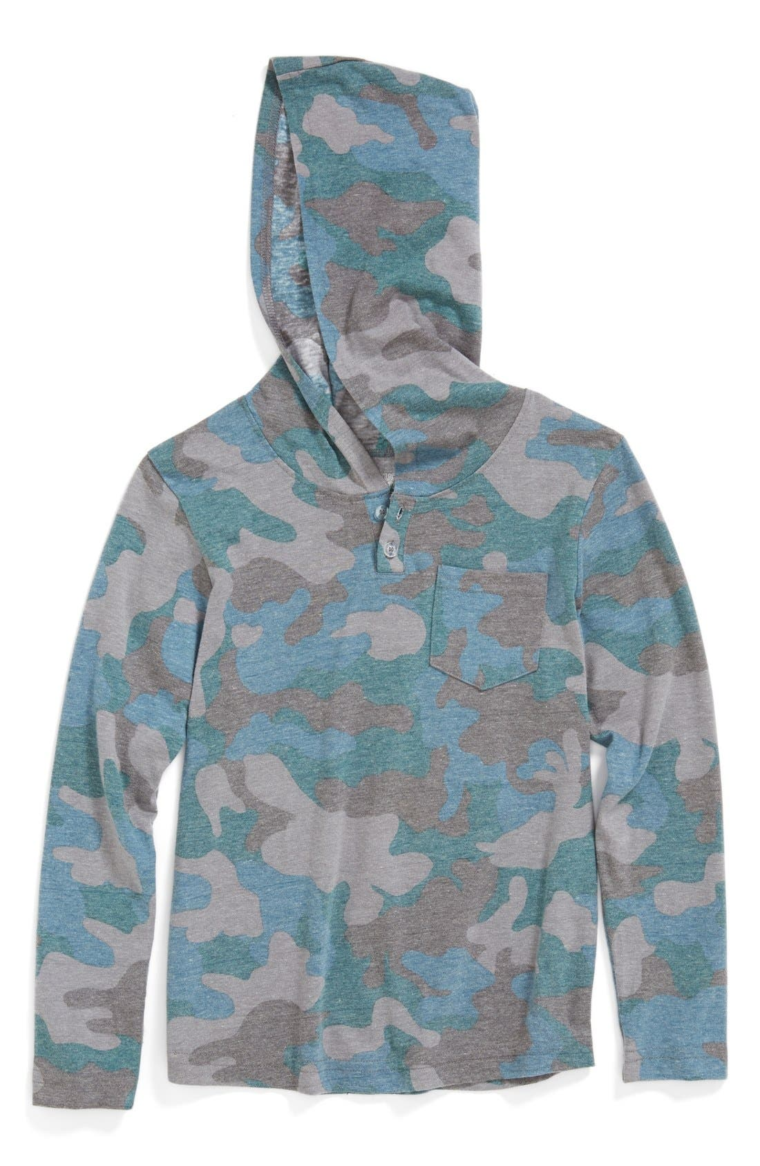 'Spencer' Pullover Hoodie,                         Main,                         color, 440