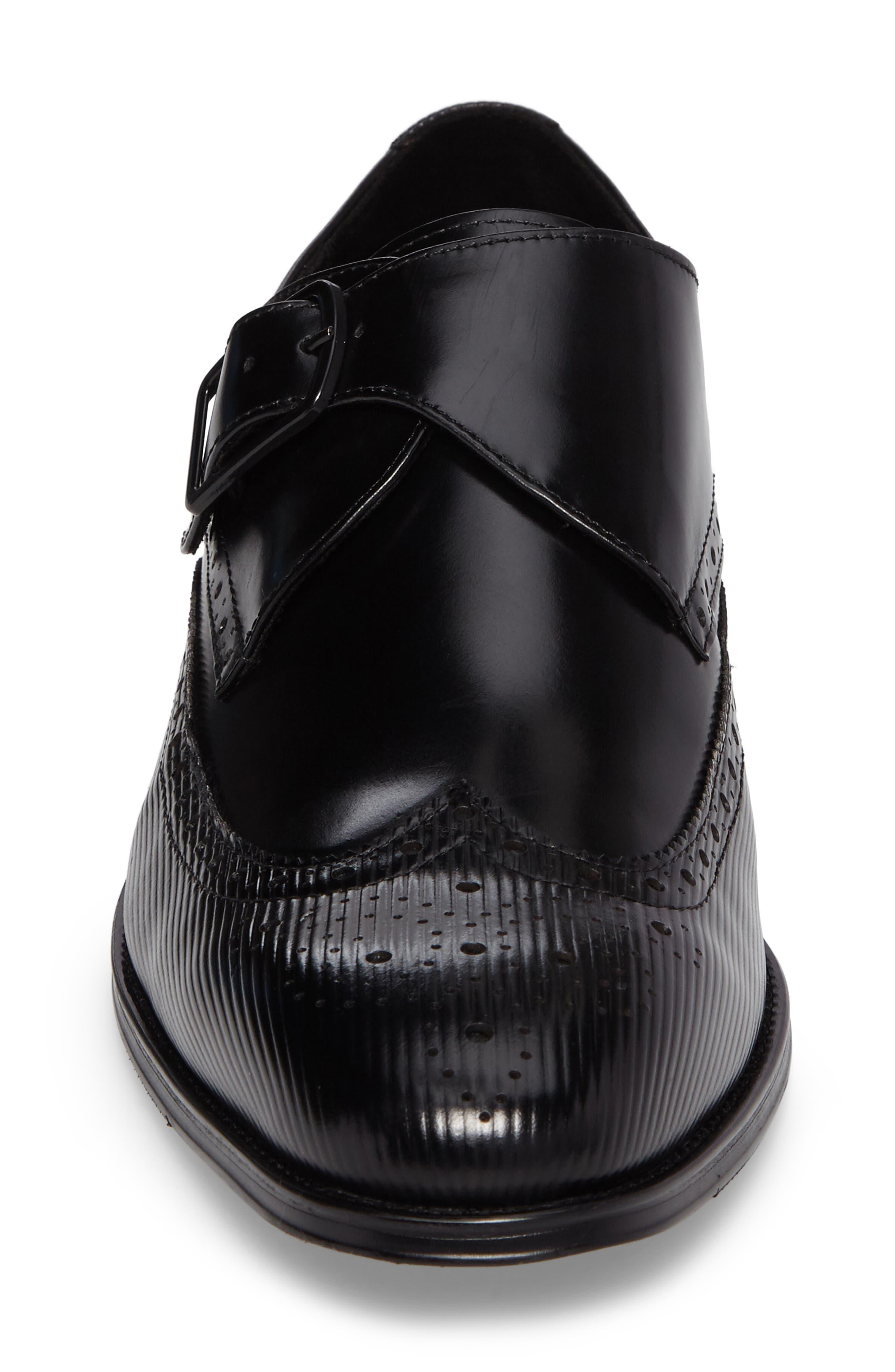 Design Monk Strap Shoe,                             Alternate thumbnail 7, color,