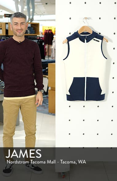 Unstoppable Knit Vest, sales video thumbnail