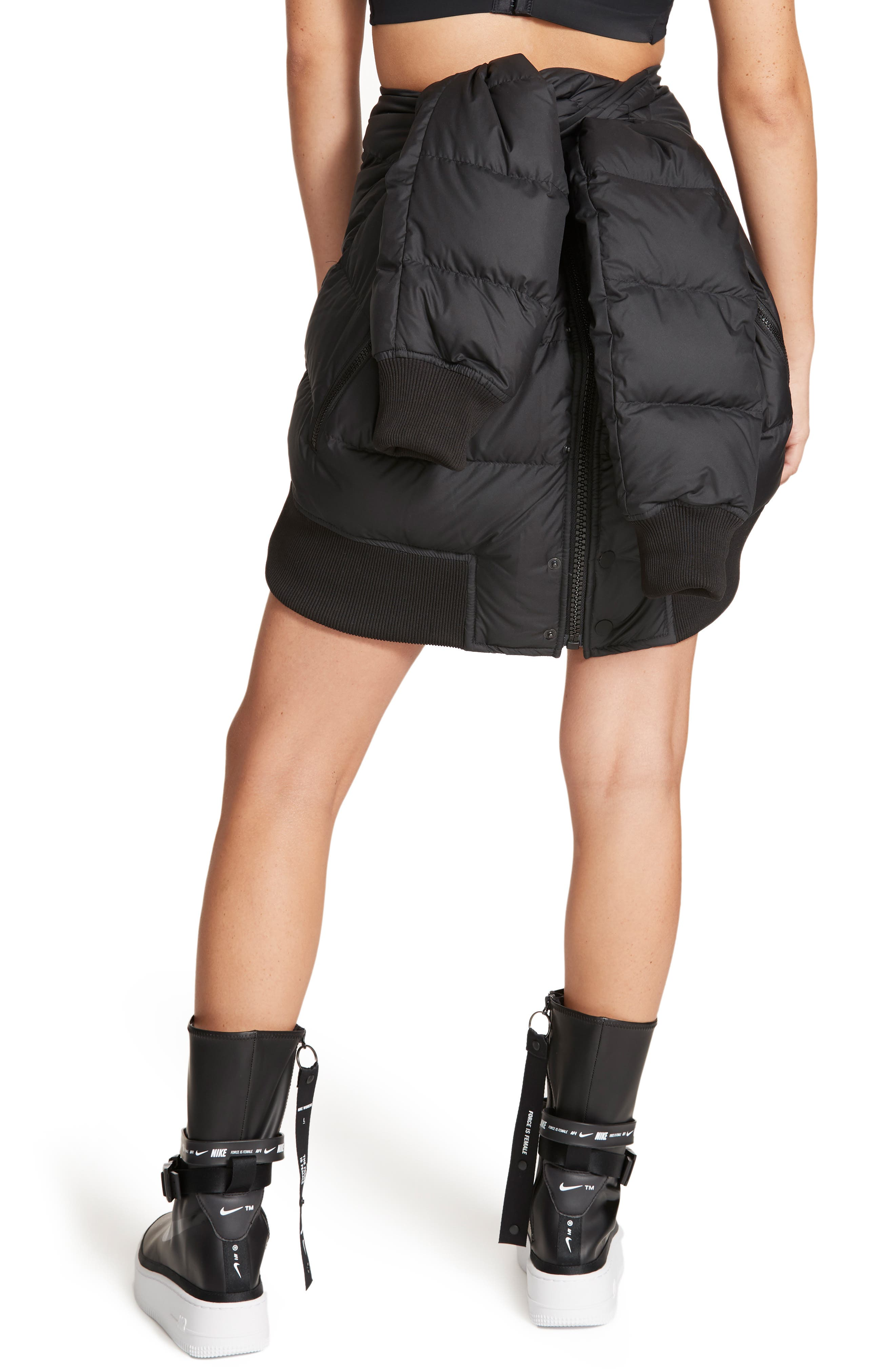 x Dianne Garcia Puffy Skirt,                             Alternate thumbnail 2, color,                             001