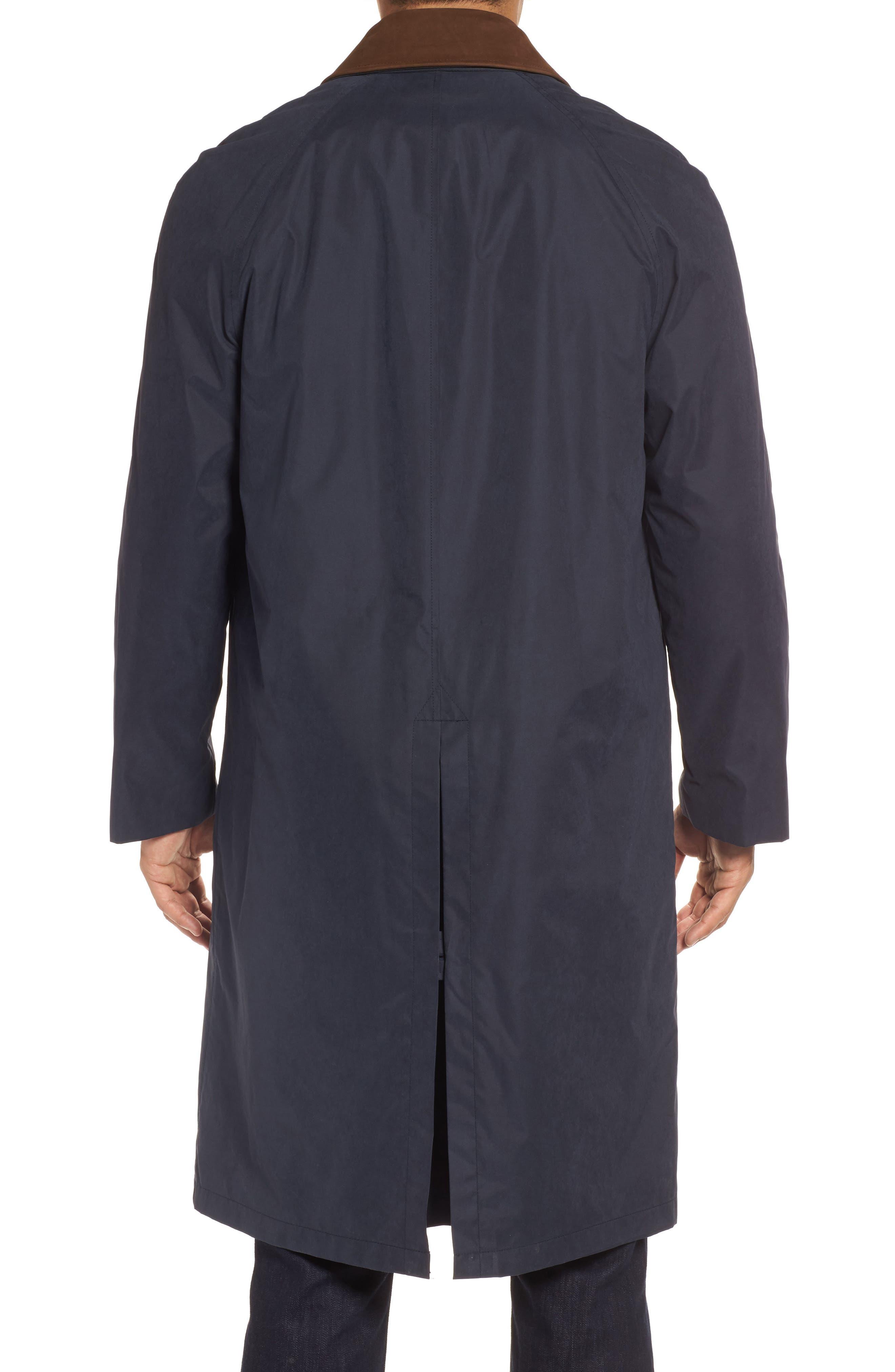 Lawrence Classic Fit Rain Coat,                             Alternate thumbnail 2, color,                             410