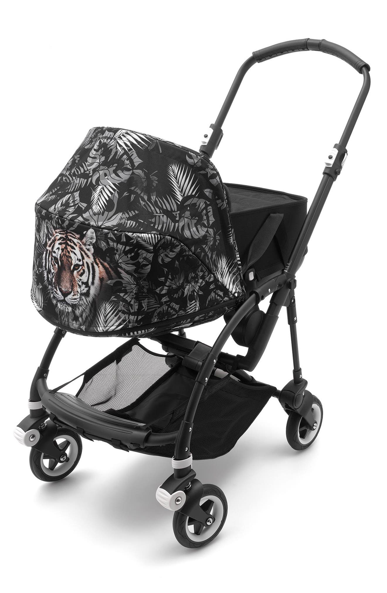 x We Are Handsome Limited Edition Sun Canopy for Bugaboo Bee Stroller,                             Alternate thumbnail 2, color,                             001