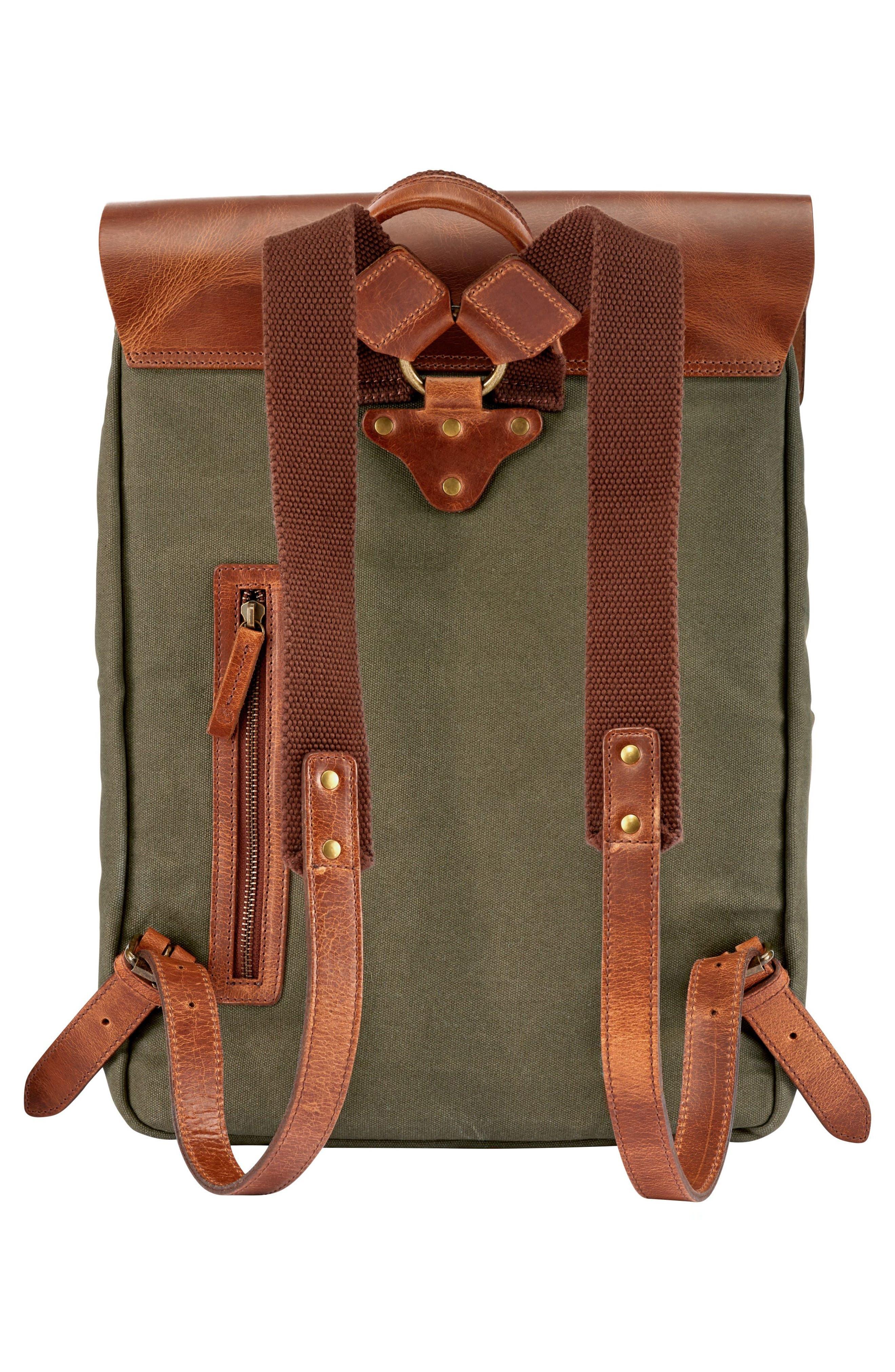 Nantasket Backpack,                             Alternate thumbnail 2, color,                             OLIVE NIGHT