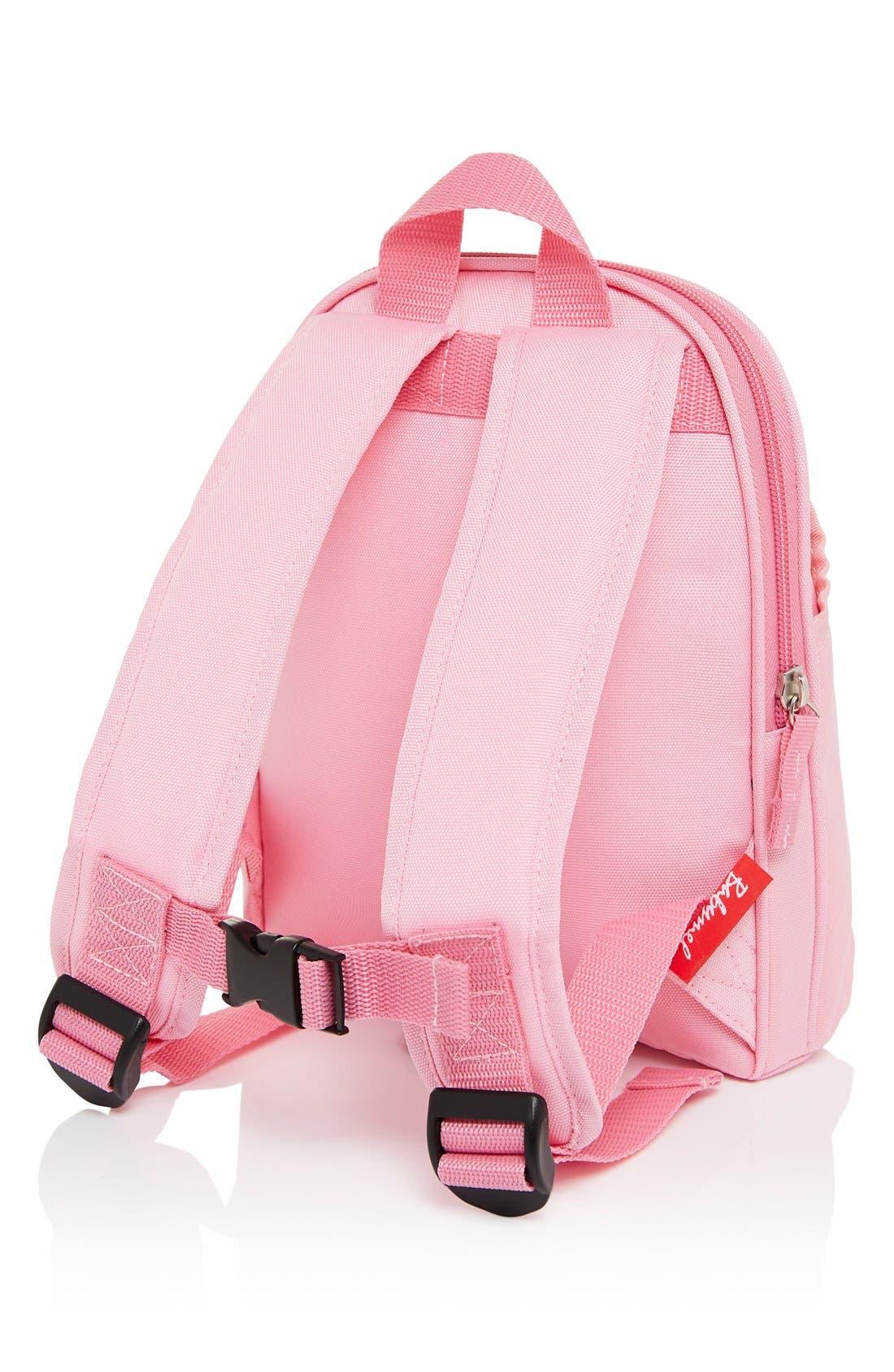 Graphic Mini Backpack,                             Alternate thumbnail 5, color,                             DAISY DRAGON CASTLE