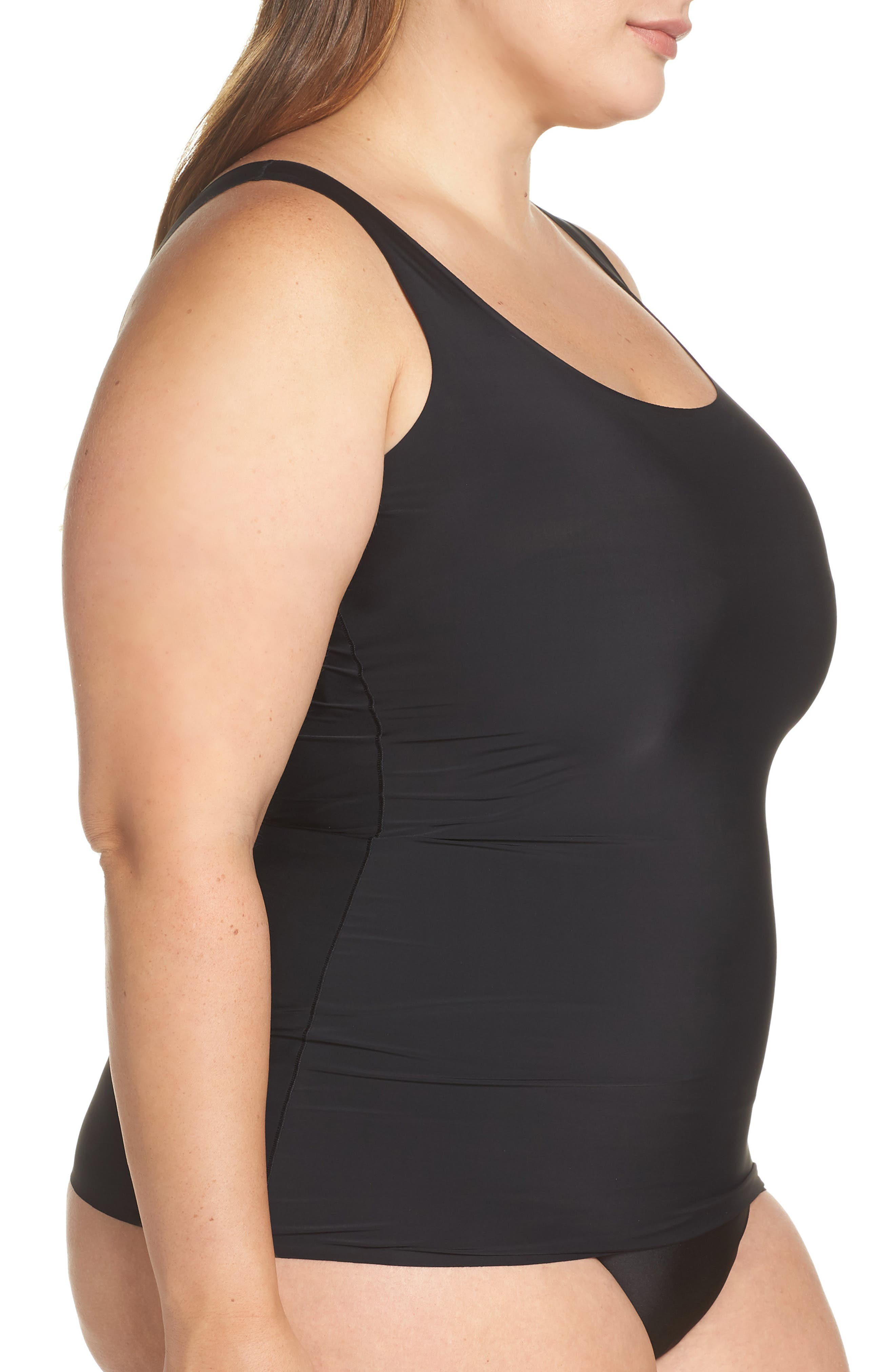 6-in-1 Shaping Tank,                             Alternate thumbnail 3, color,                             BLACK