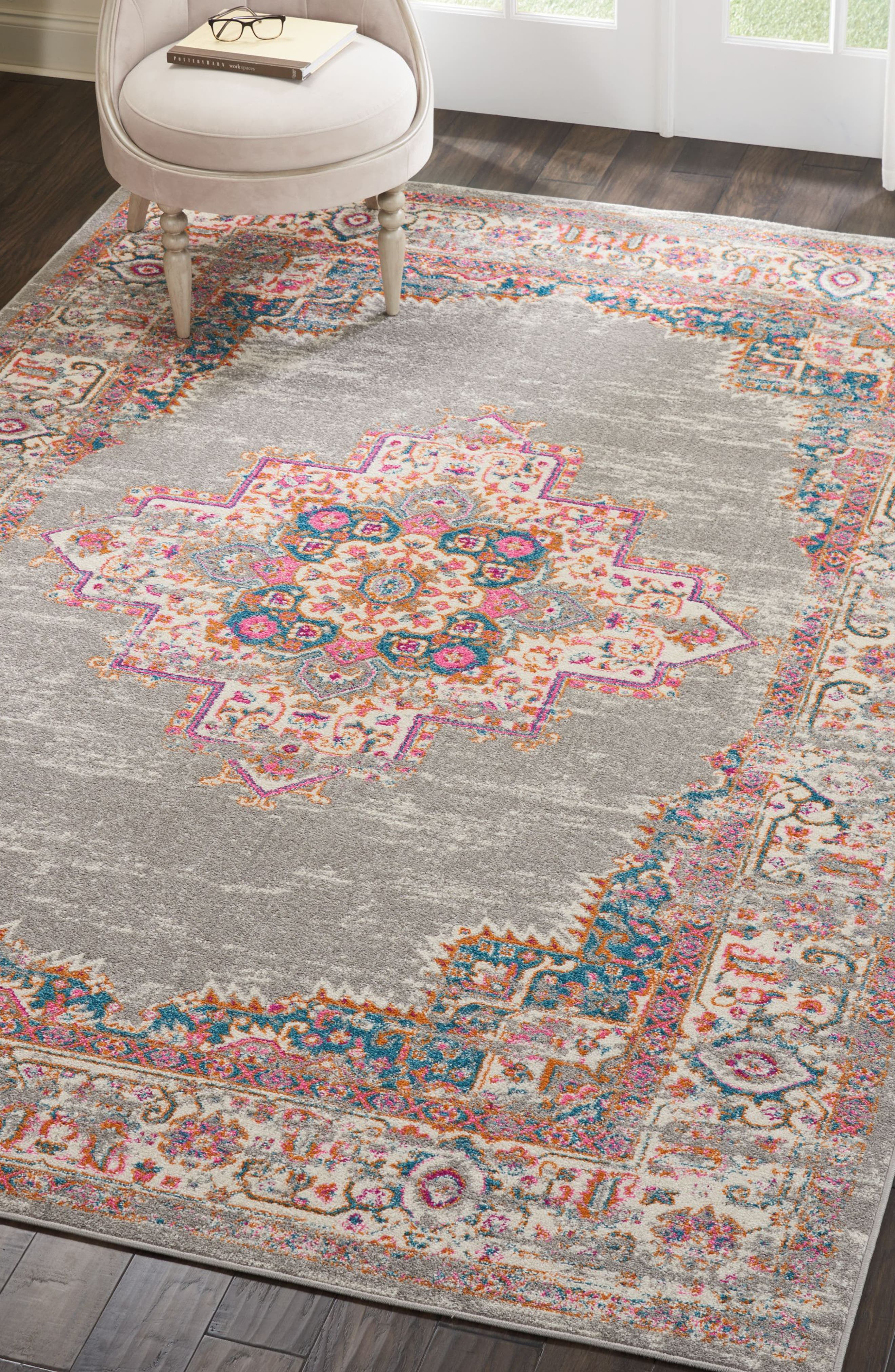 Passion Rug,                             Alternate thumbnail 8, color,                             030