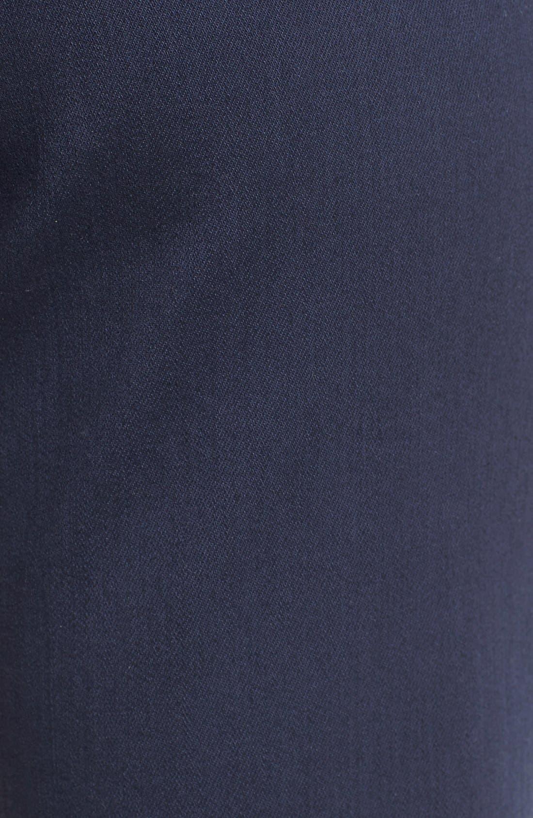 'Dayla' Colored Wide Cuff Capri Jeans,                             Alternate thumbnail 35, color,