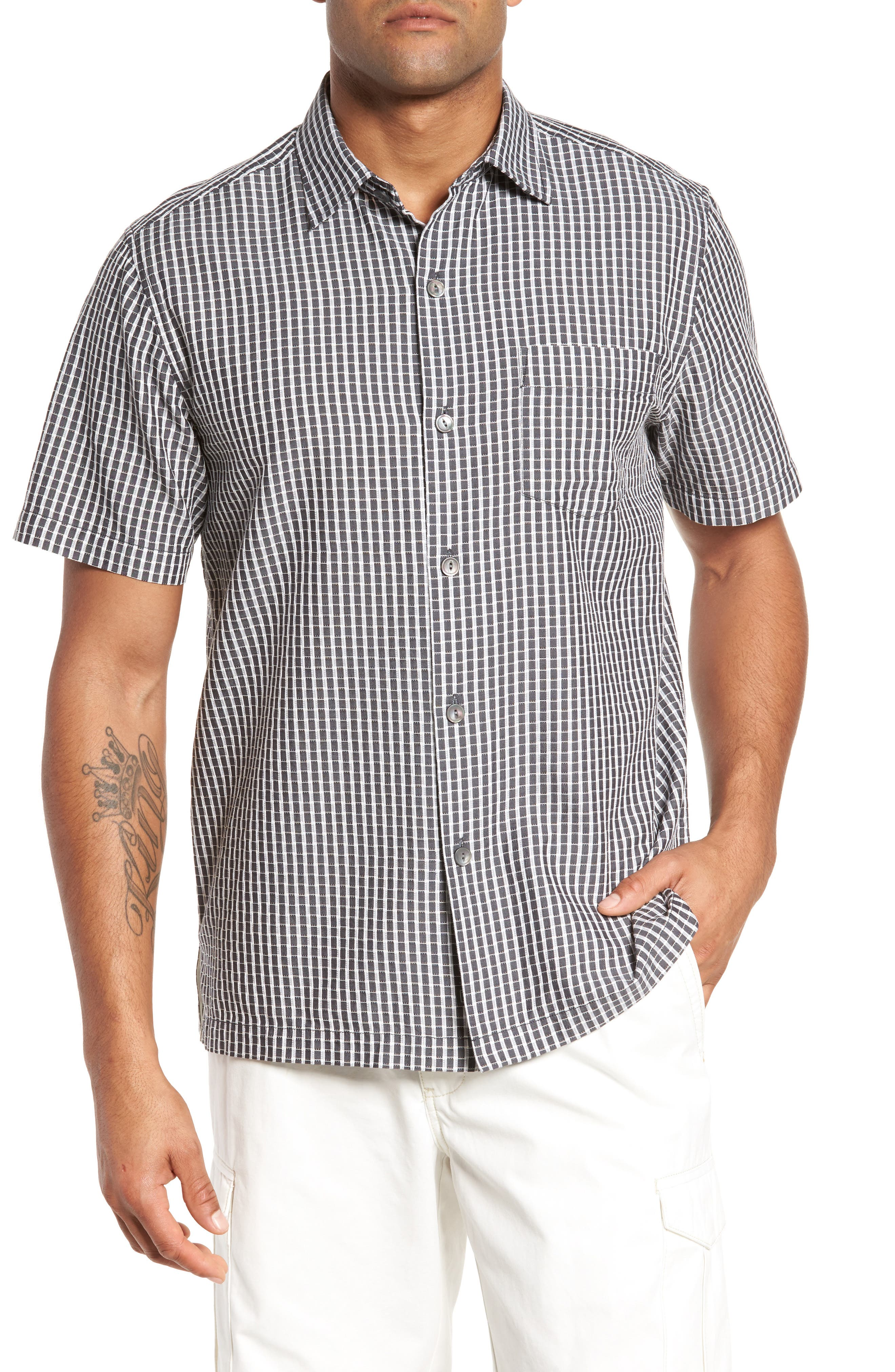 Once in a Tile Regular Fit Sport Shirt,                             Main thumbnail 2, color,