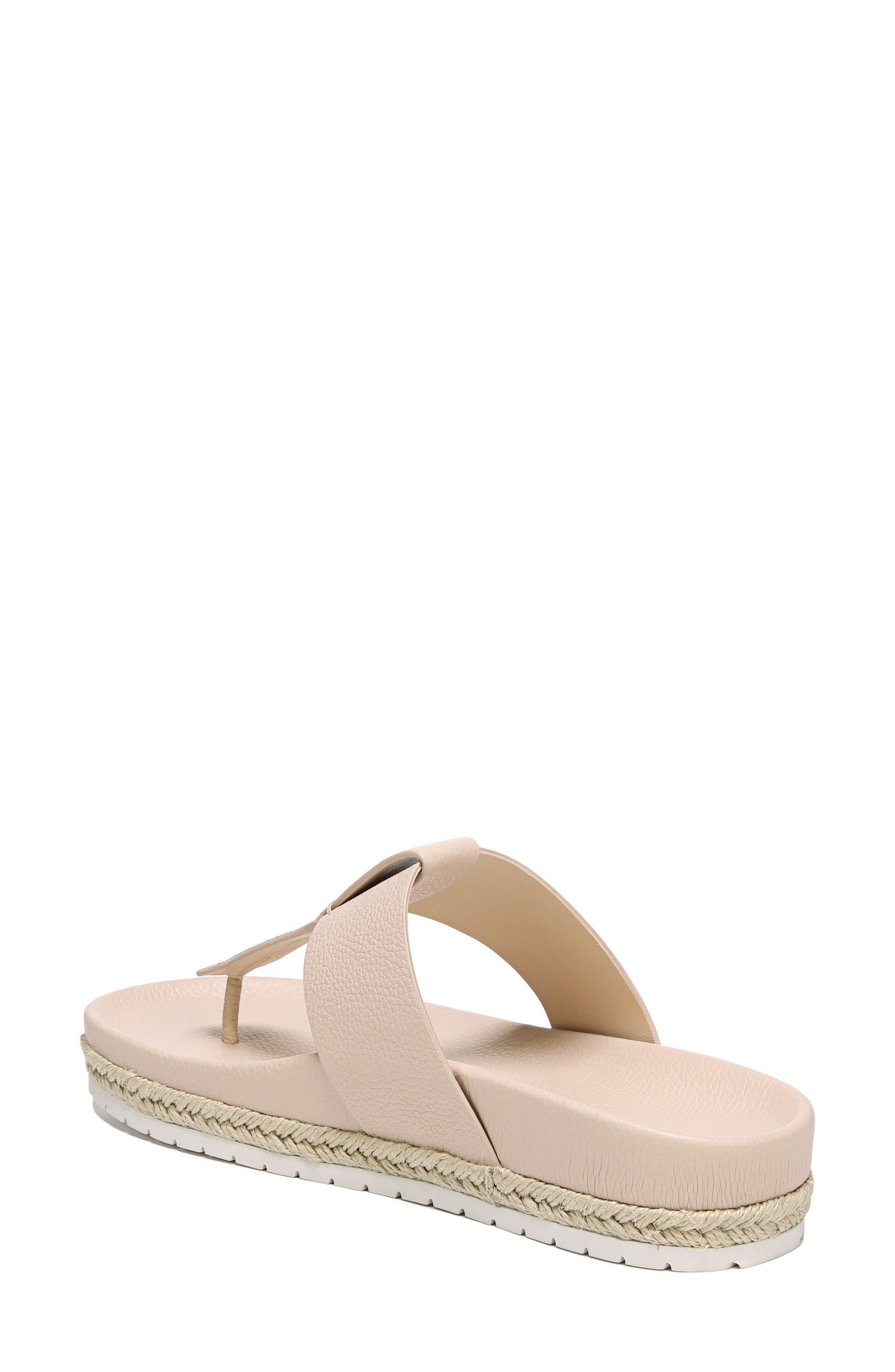 Avani T-Strap Flat Sandal,                             Alternate thumbnail 8, color,