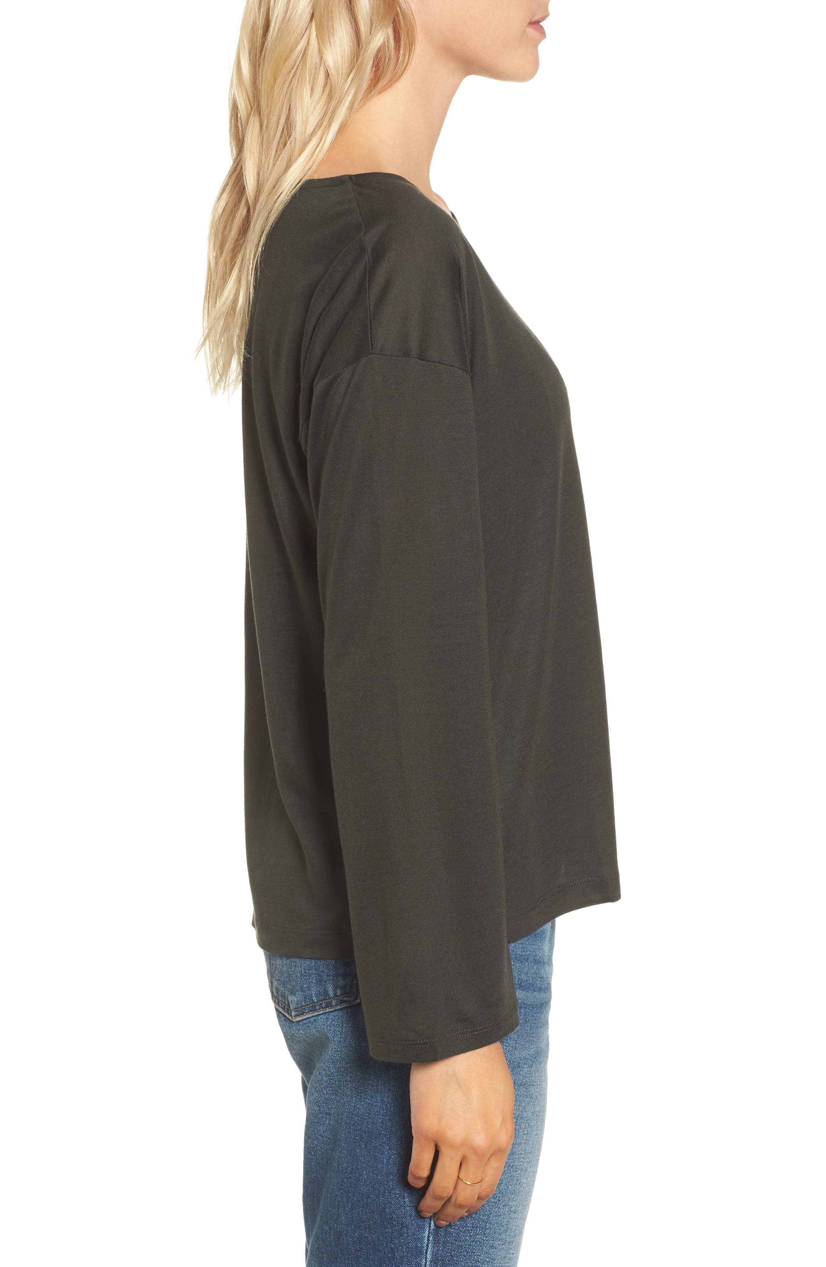 Libretto Wide Sleeve Top,                             Alternate thumbnail 12, color,