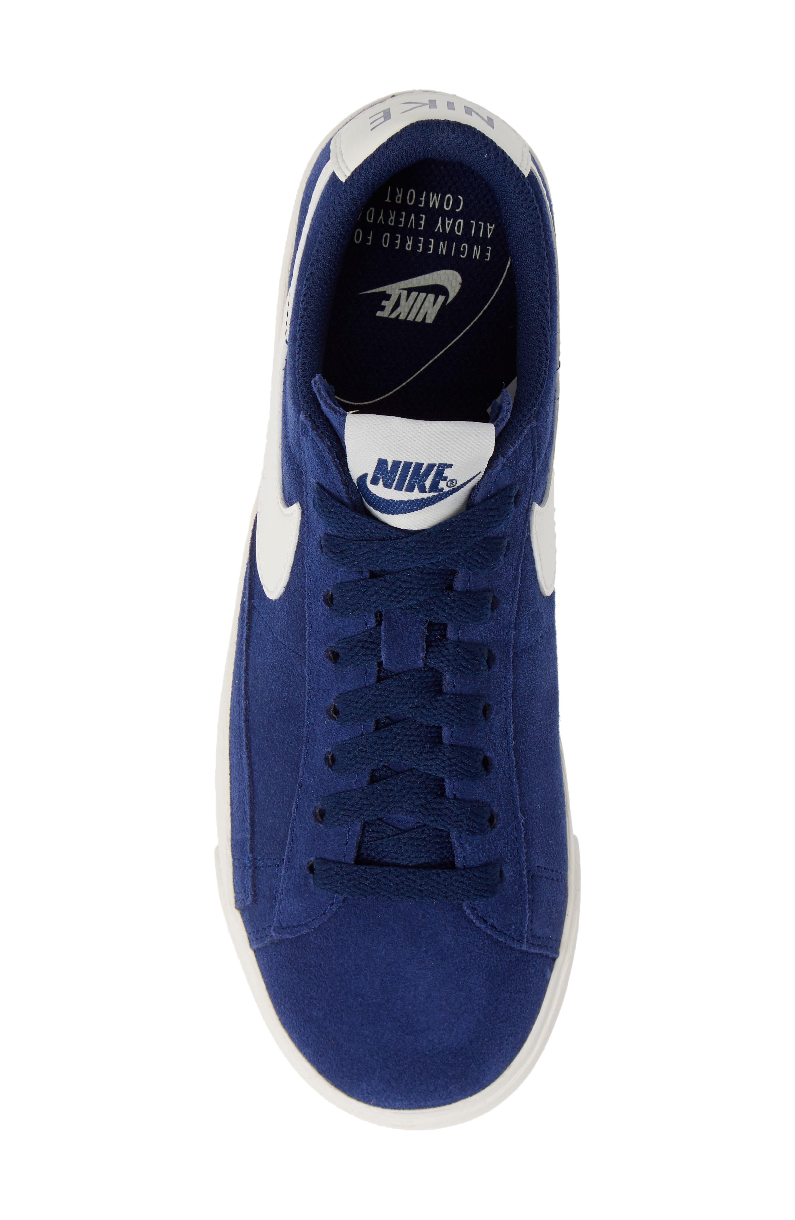 Blazer Low Sneaker,                             Alternate thumbnail 5, color,                             402
