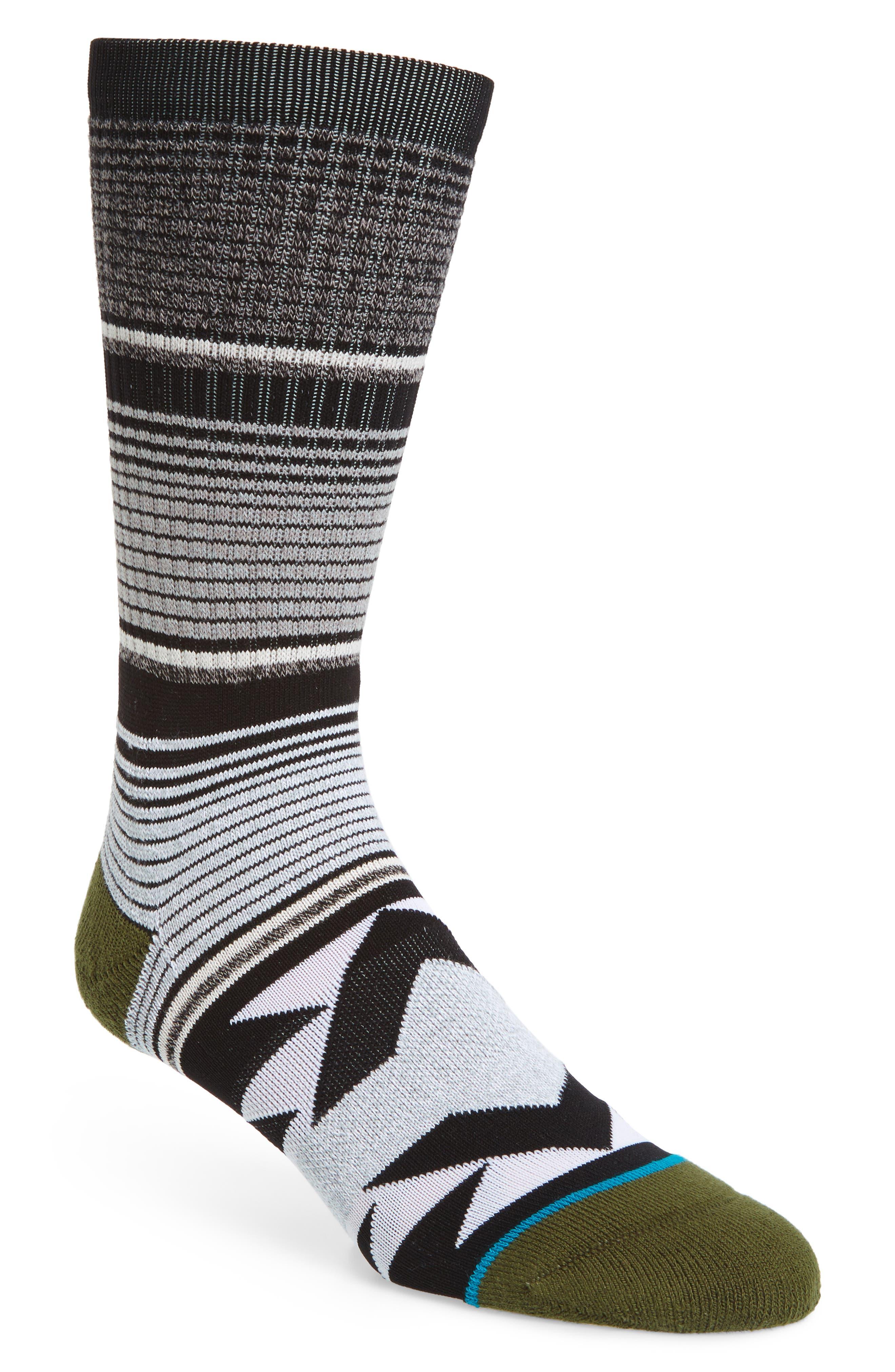 San Blas Crew Socks,                             Main thumbnail 1, color,                             002