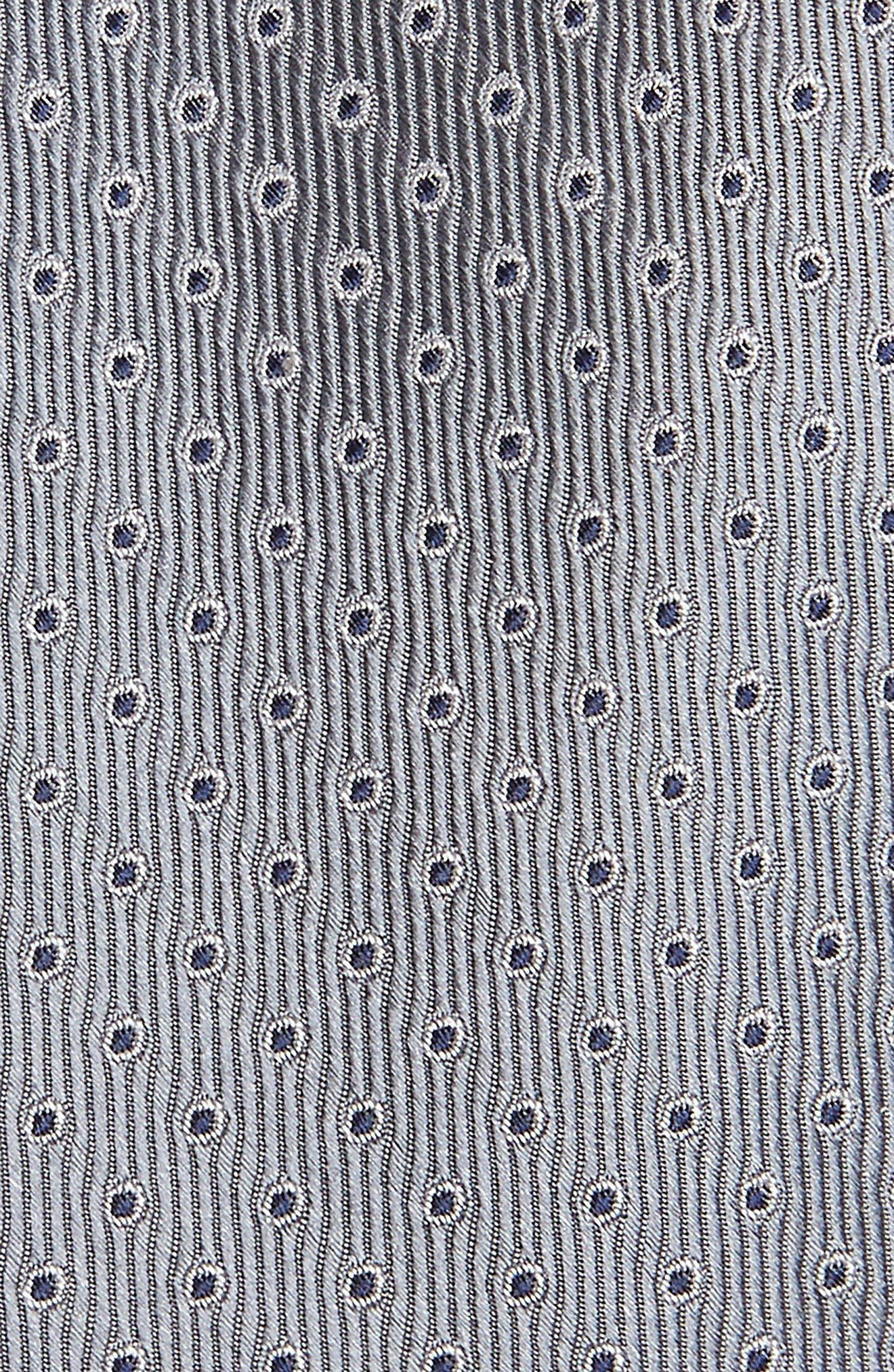 Newport Dot Silk Tie,                             Alternate thumbnail 11, color,