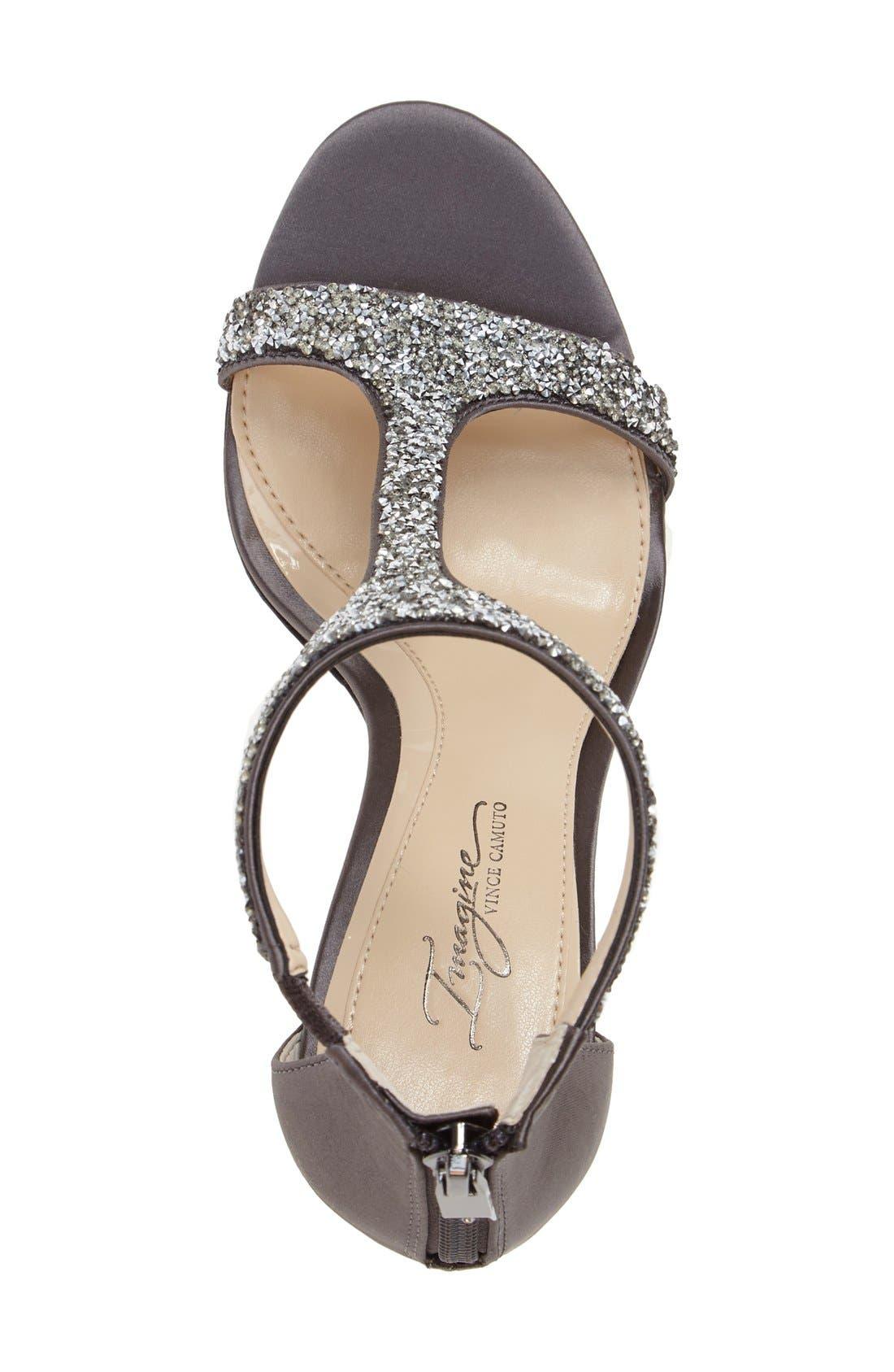 'Phoebe' Embellished T-Strap Sandal,                             Alternate thumbnail 67, color,