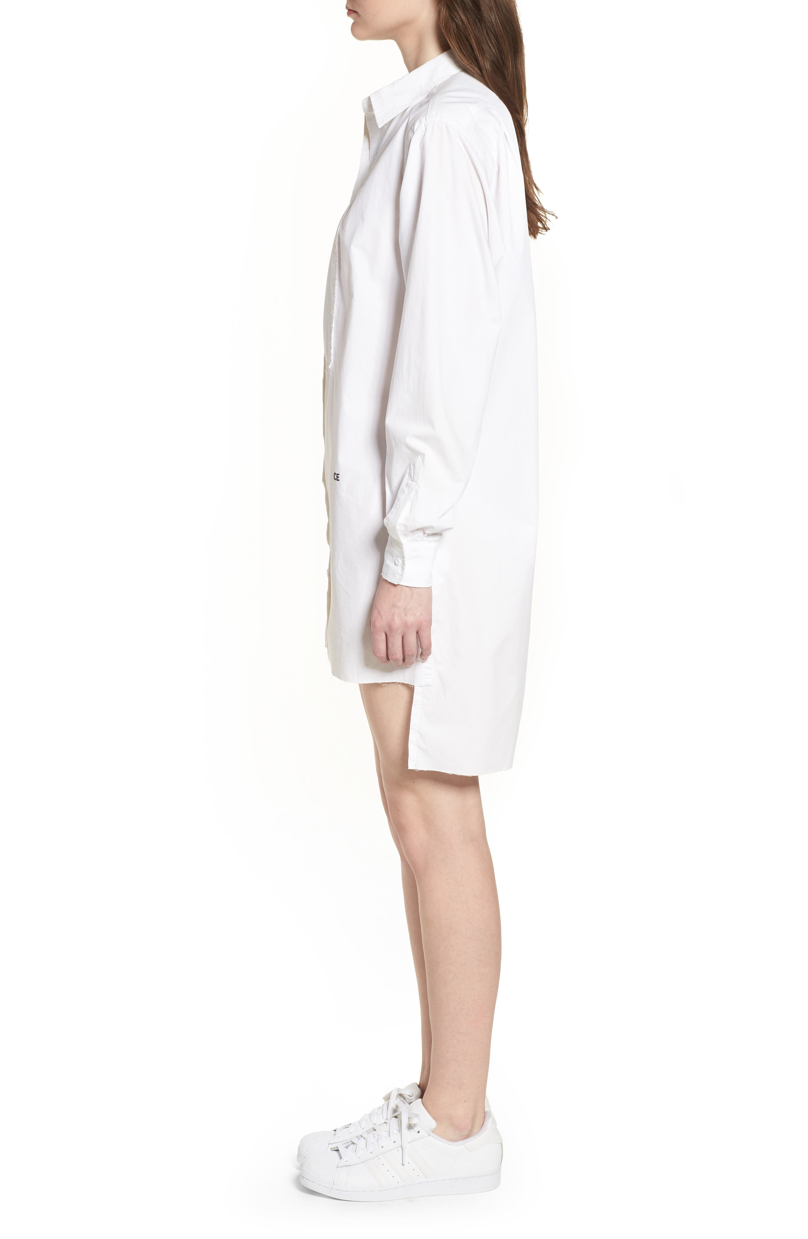 The Rosie Shirtdress,                             Alternate thumbnail 3, color,                             150