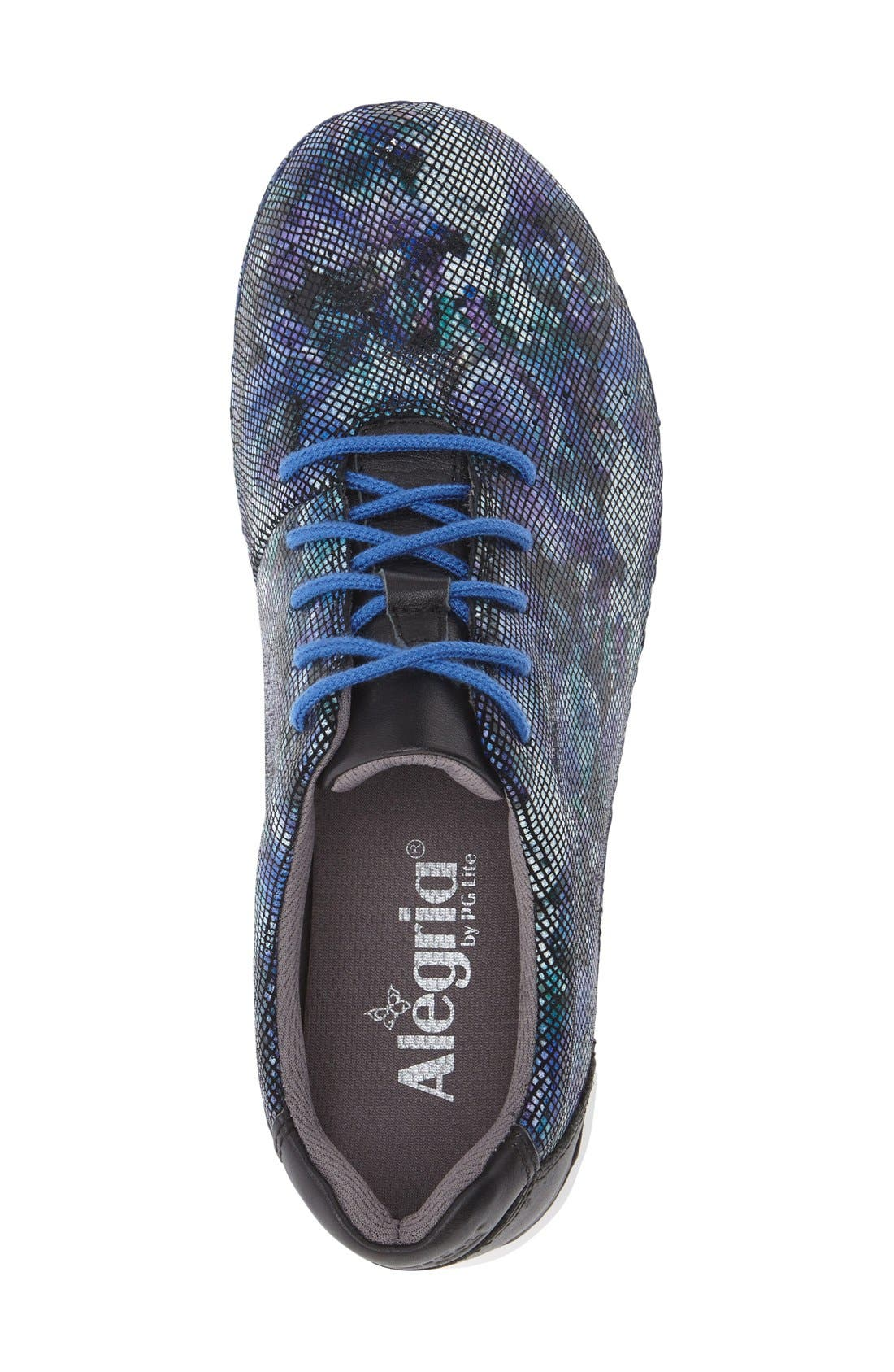 Essence Lace-Up Leather Oxford,                             Alternate thumbnail 90, color,