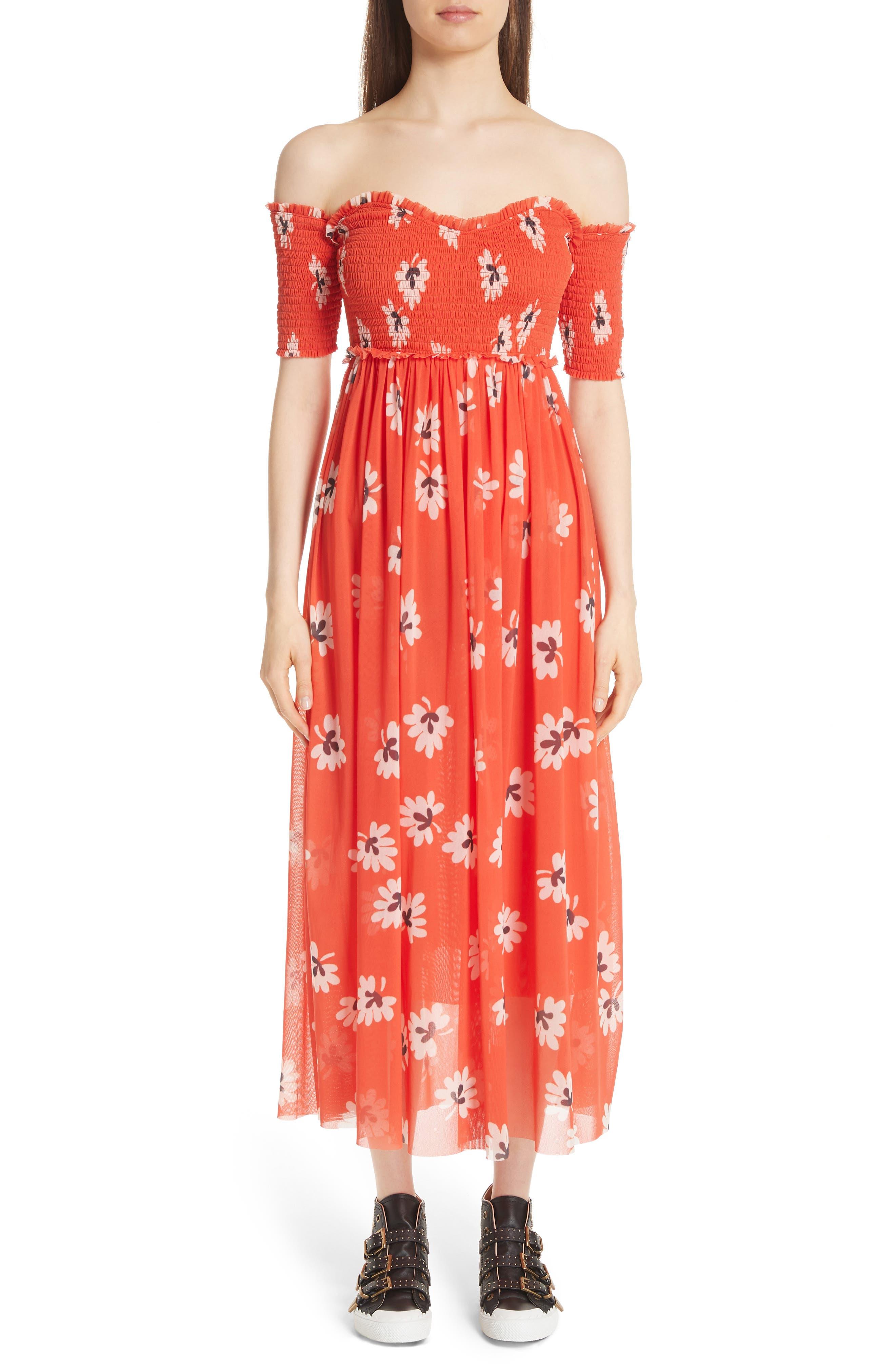 Tilden Mesh Dress,                         Main,                         color, 600