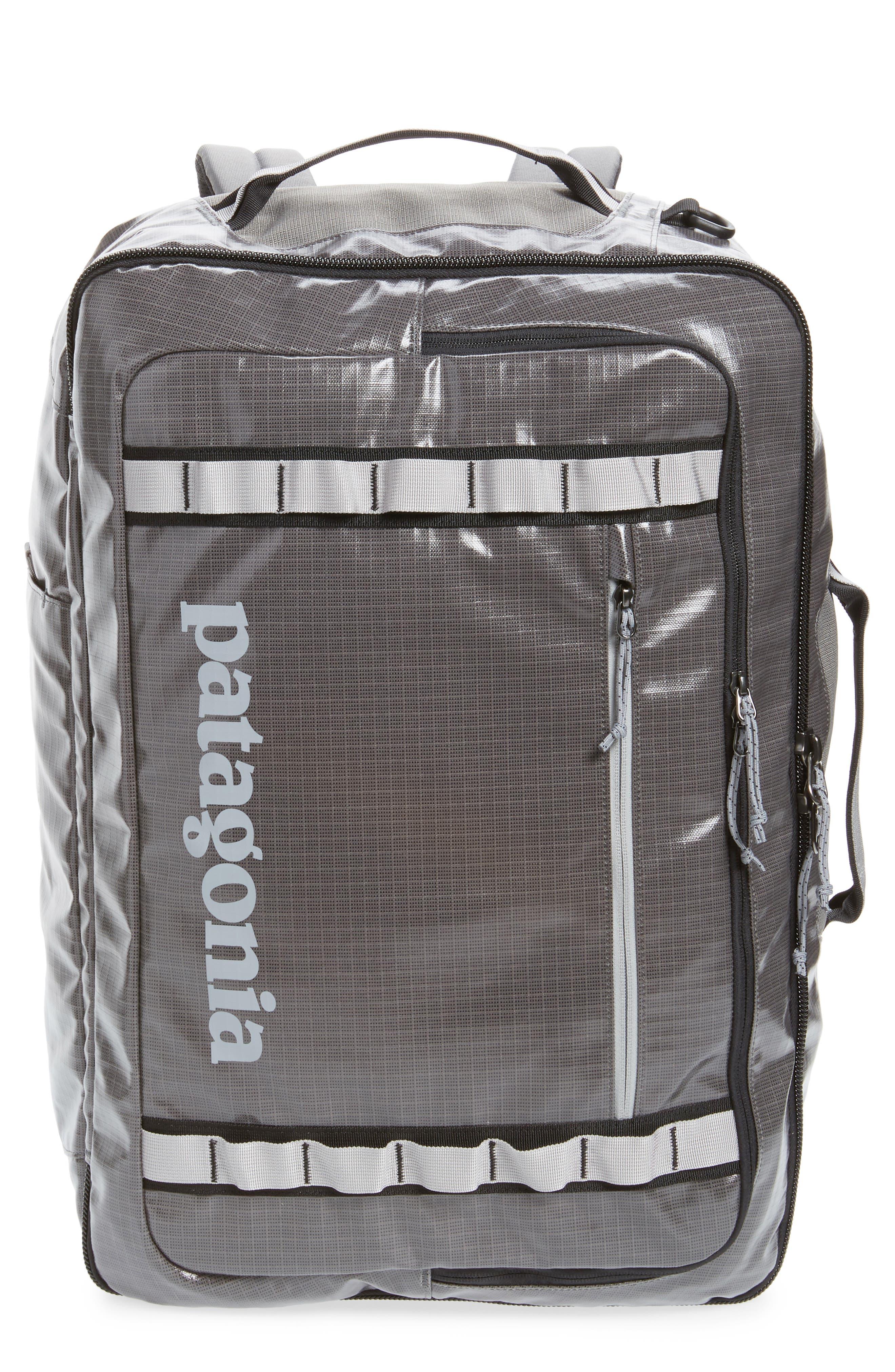 Black Hole 45L Backpack,                         Main,                         color, HEX GREY