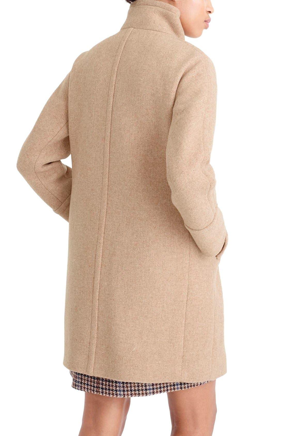 Stadium Cloth Cocoon Coat,                             Alternate thumbnail 37, color,