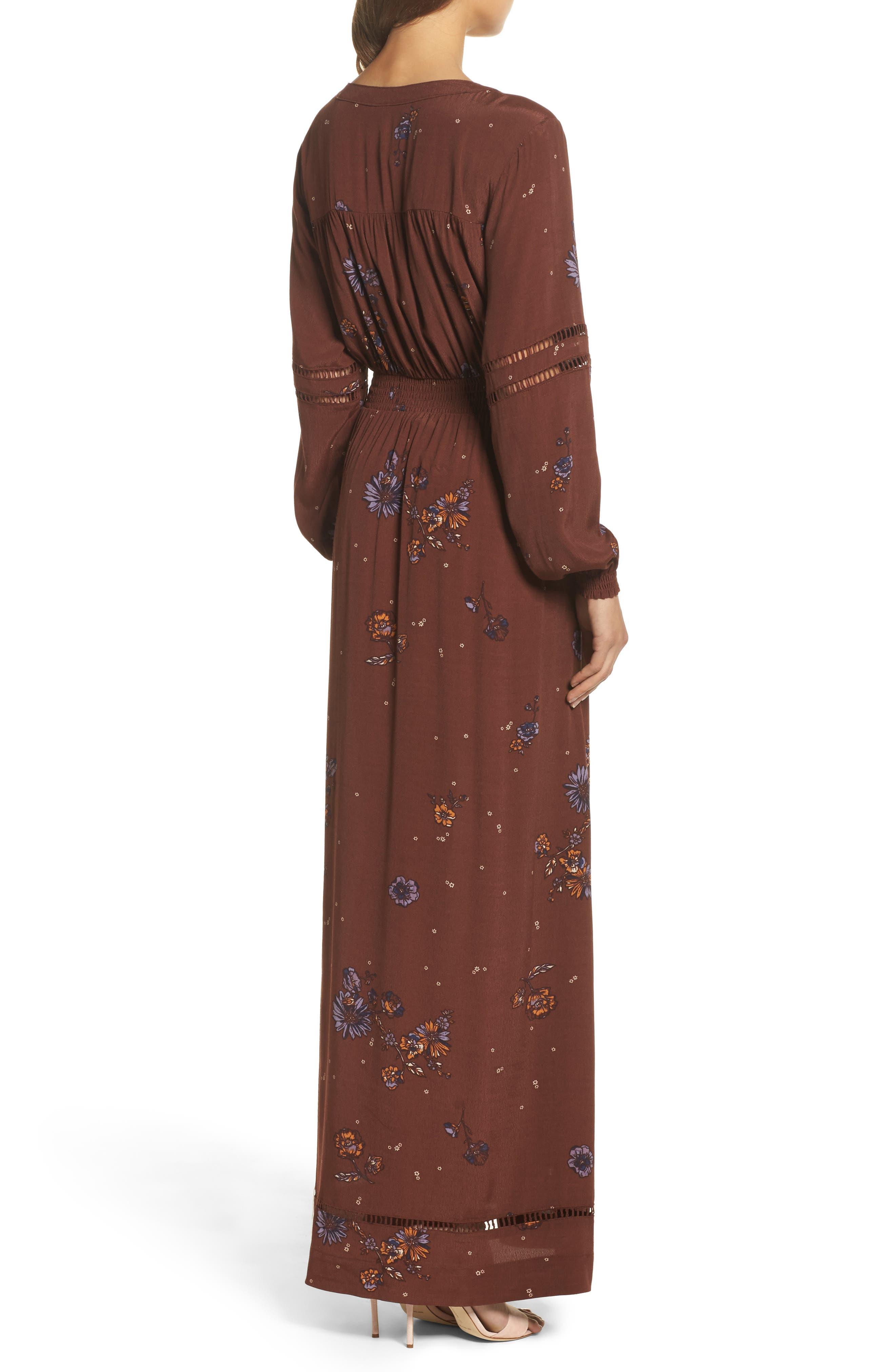 Jenny Maxi Dress,                             Alternate thumbnail 2, color,