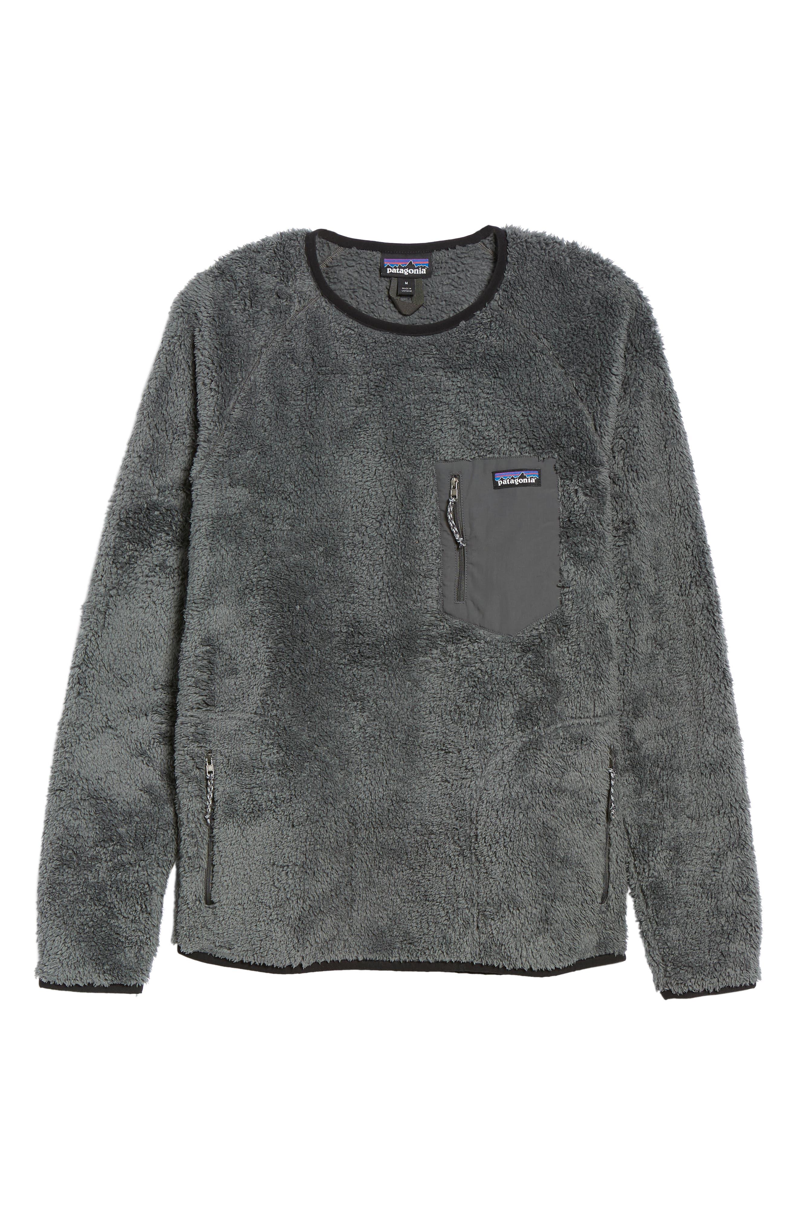 Los Gatos Fleece Crewneck Sweatshirt,                             Alternate thumbnail 6, color,                             020