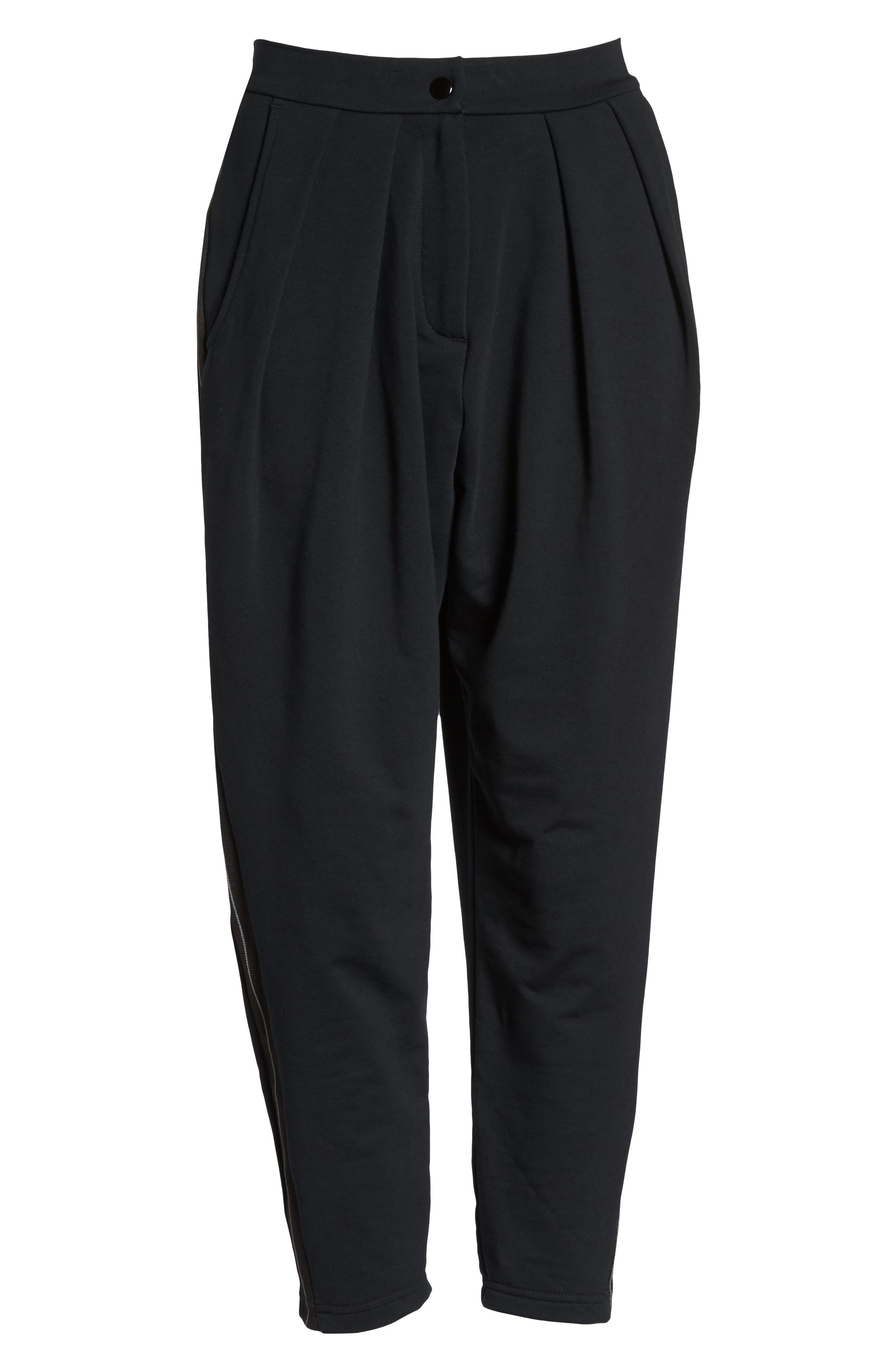 Trouser Sweatpants,                             Alternate thumbnail 7, color,                             001