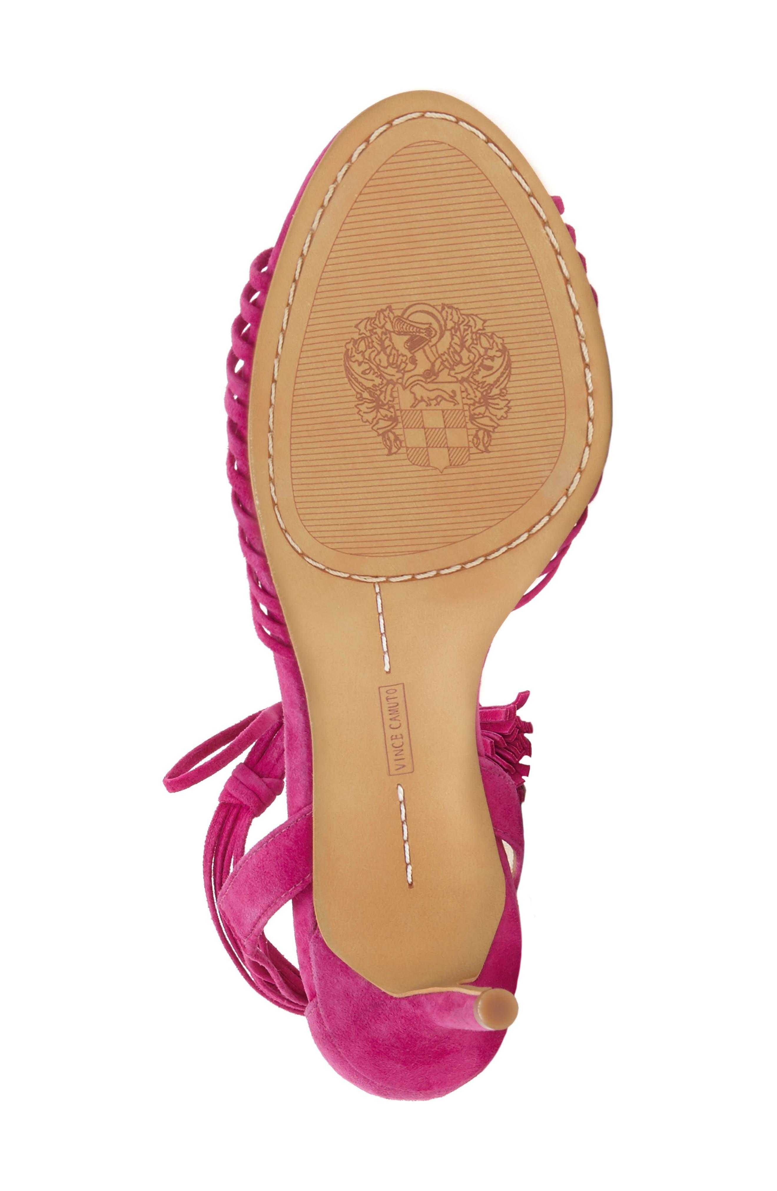 Stellima Tassel Sandal,                             Alternate thumbnail 39, color,