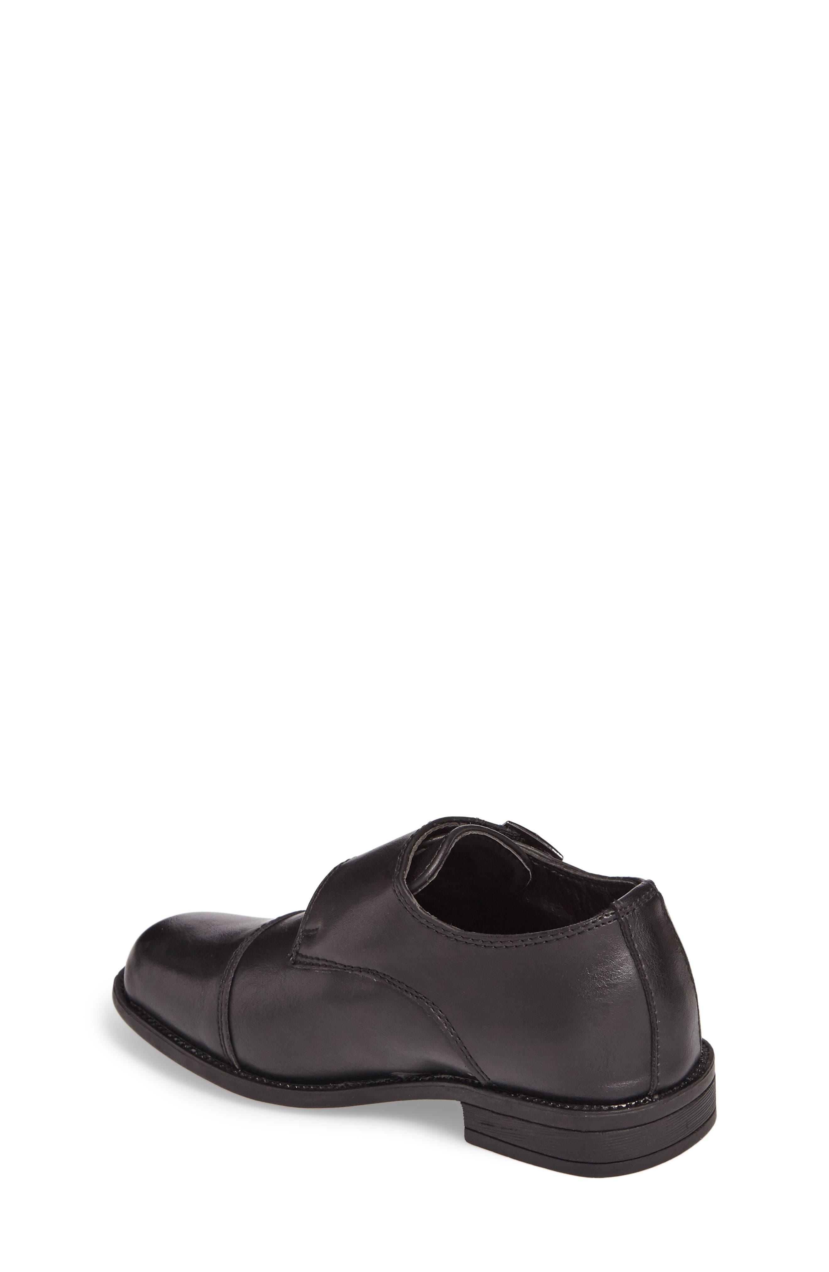 Double Monk Strap Shoe,                             Alternate thumbnail 2, color,                             006