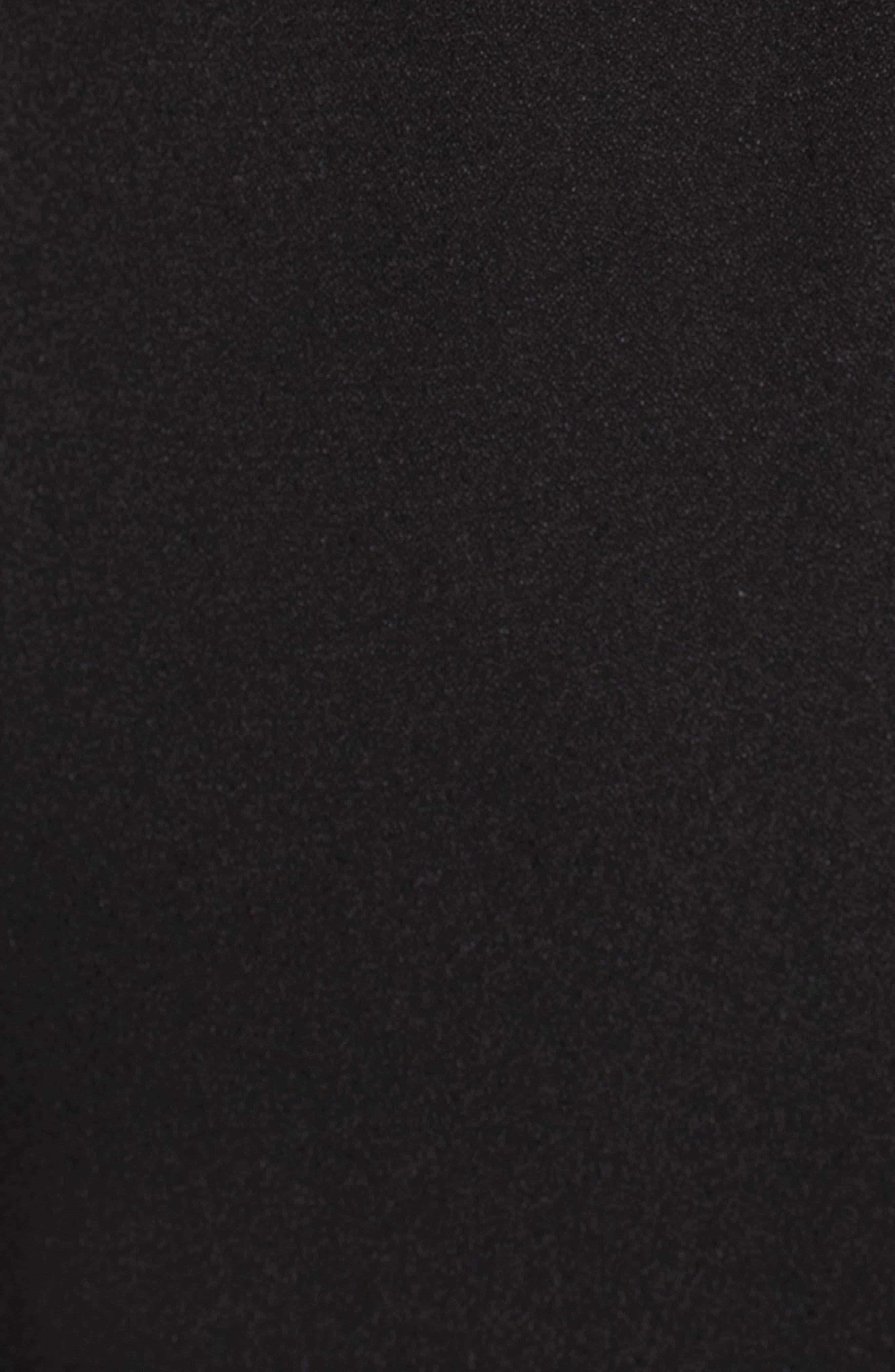 Rowan Maxi Dress,                             Alternate thumbnail 5, color,                             001