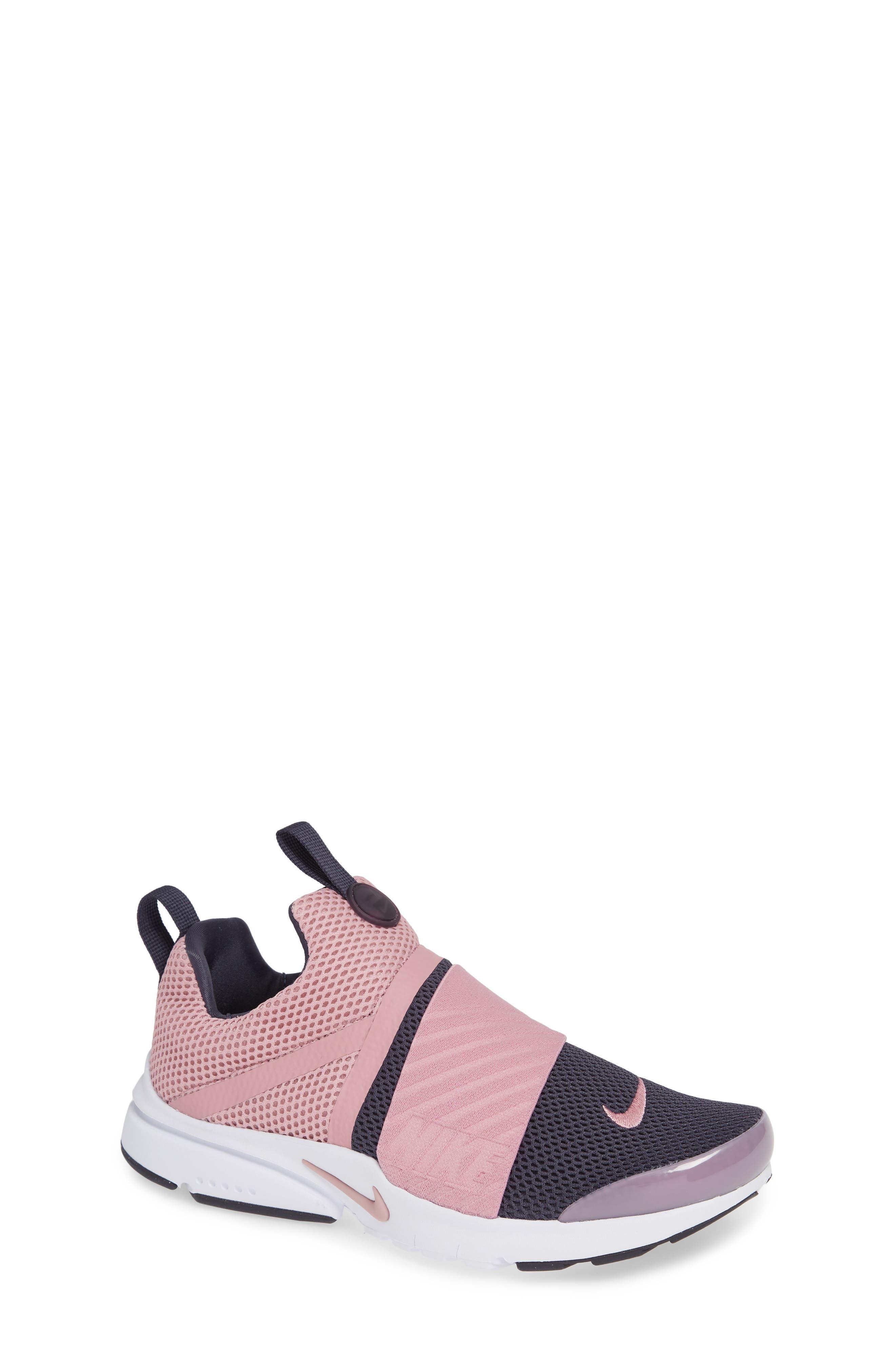 Presto Extreme Sneaker,                             Main thumbnail 1, color,                             ELEMENTAL PINK/ GRIDIRON