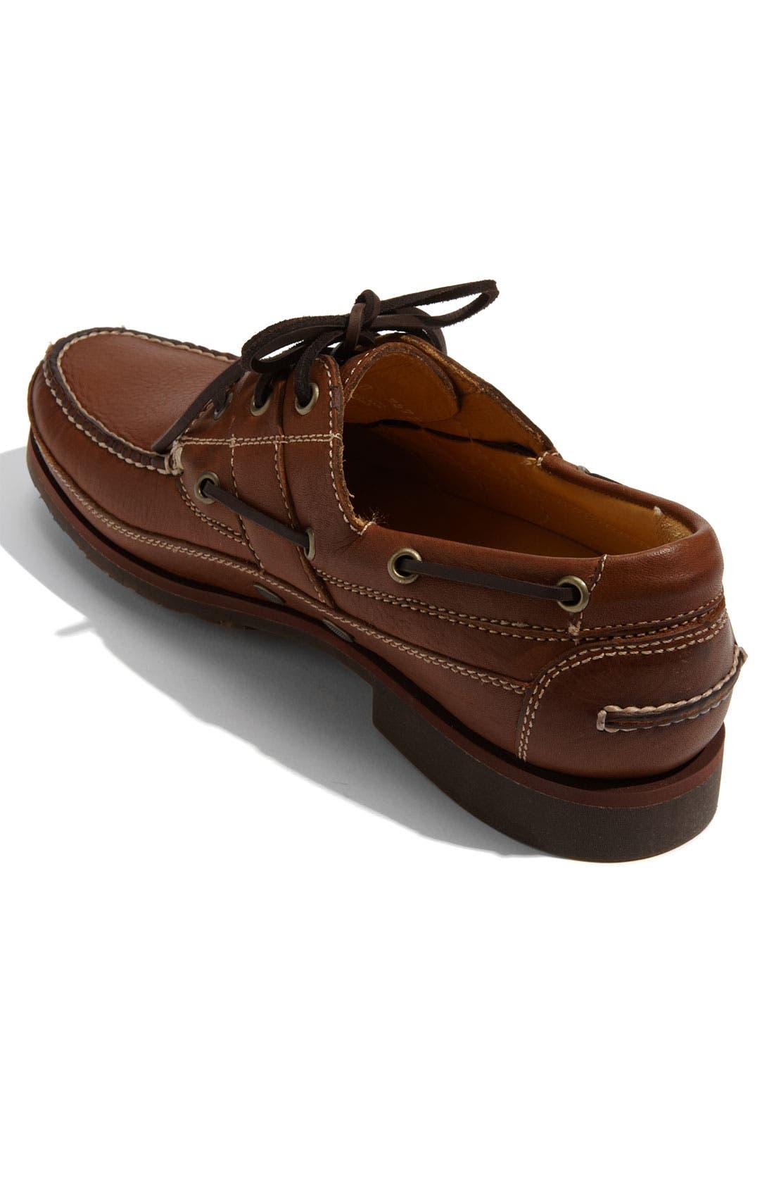 'Bridgeport' Boat Shoe,                             Alternate thumbnail 2, color,