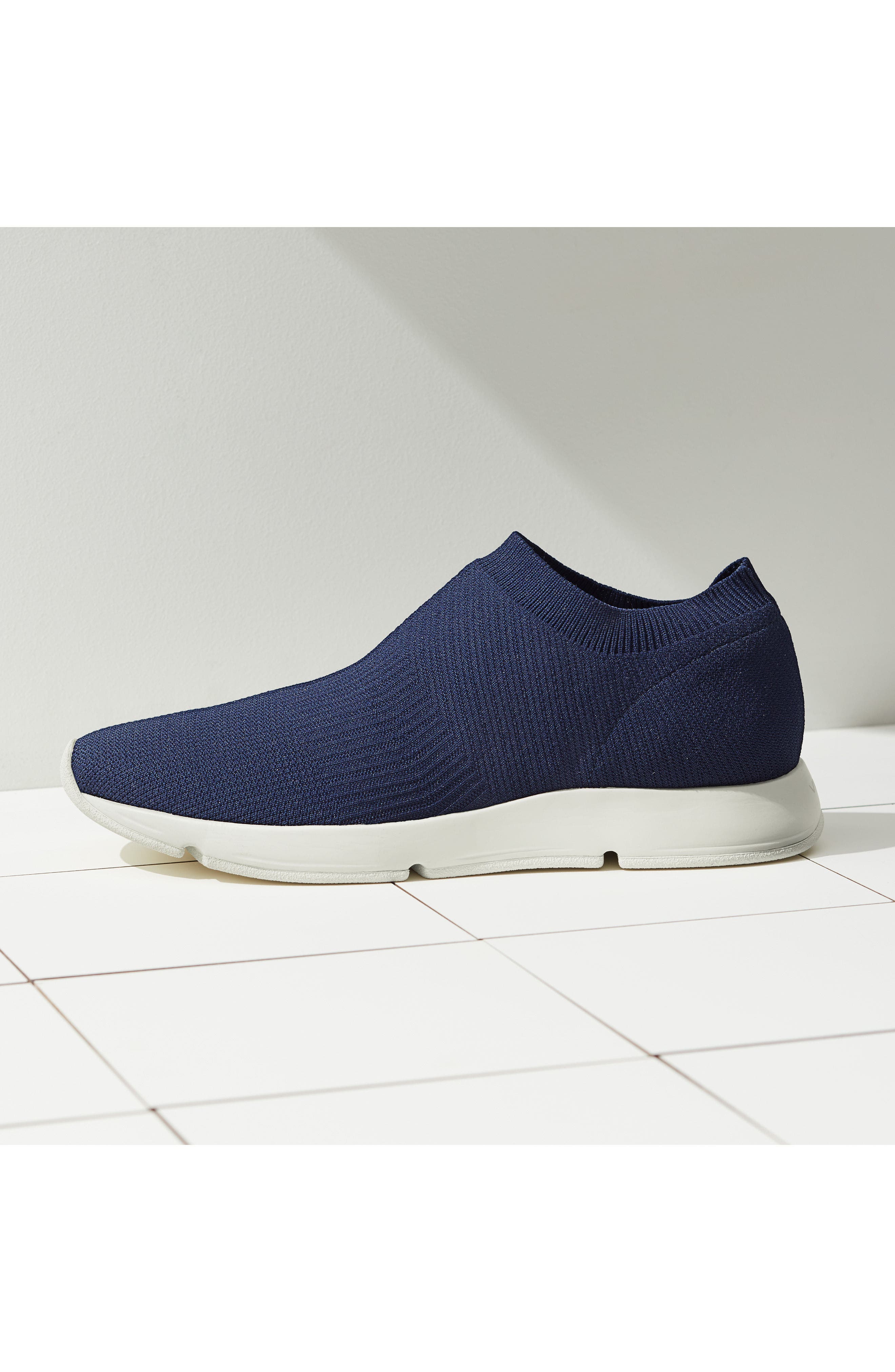 Theroux Slip-On Knit Sneaker,                             Alternate thumbnail 20, color,