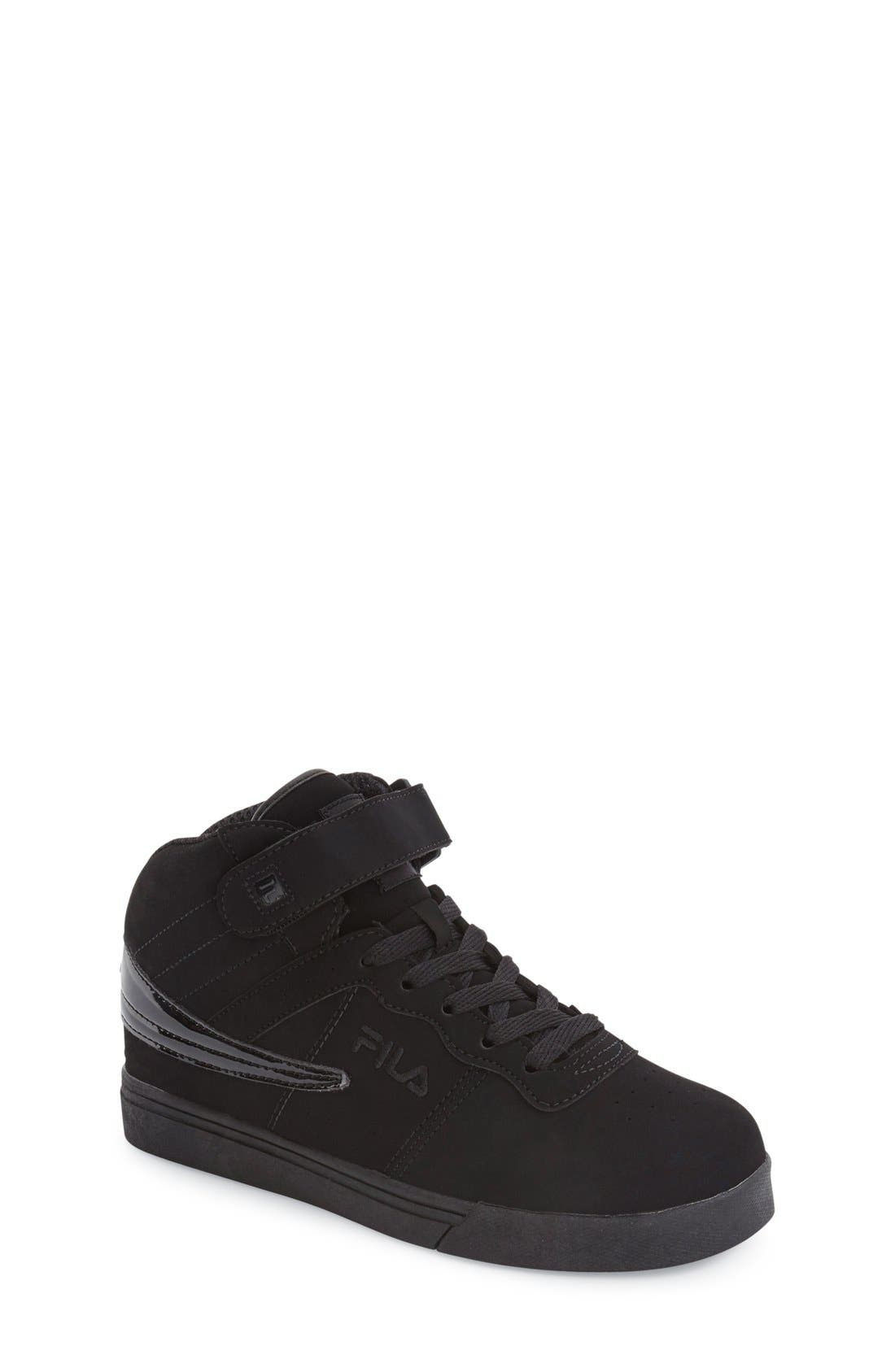 Vulc 13 High Top Sneaker,                             Main thumbnail 1, color,                             001