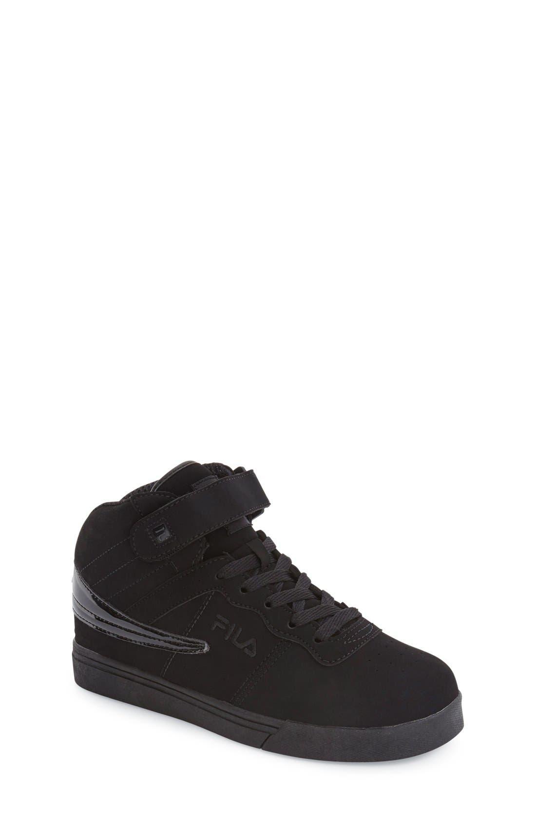 Vulc 13 High Top Sneaker,                         Main,                         color, 001
